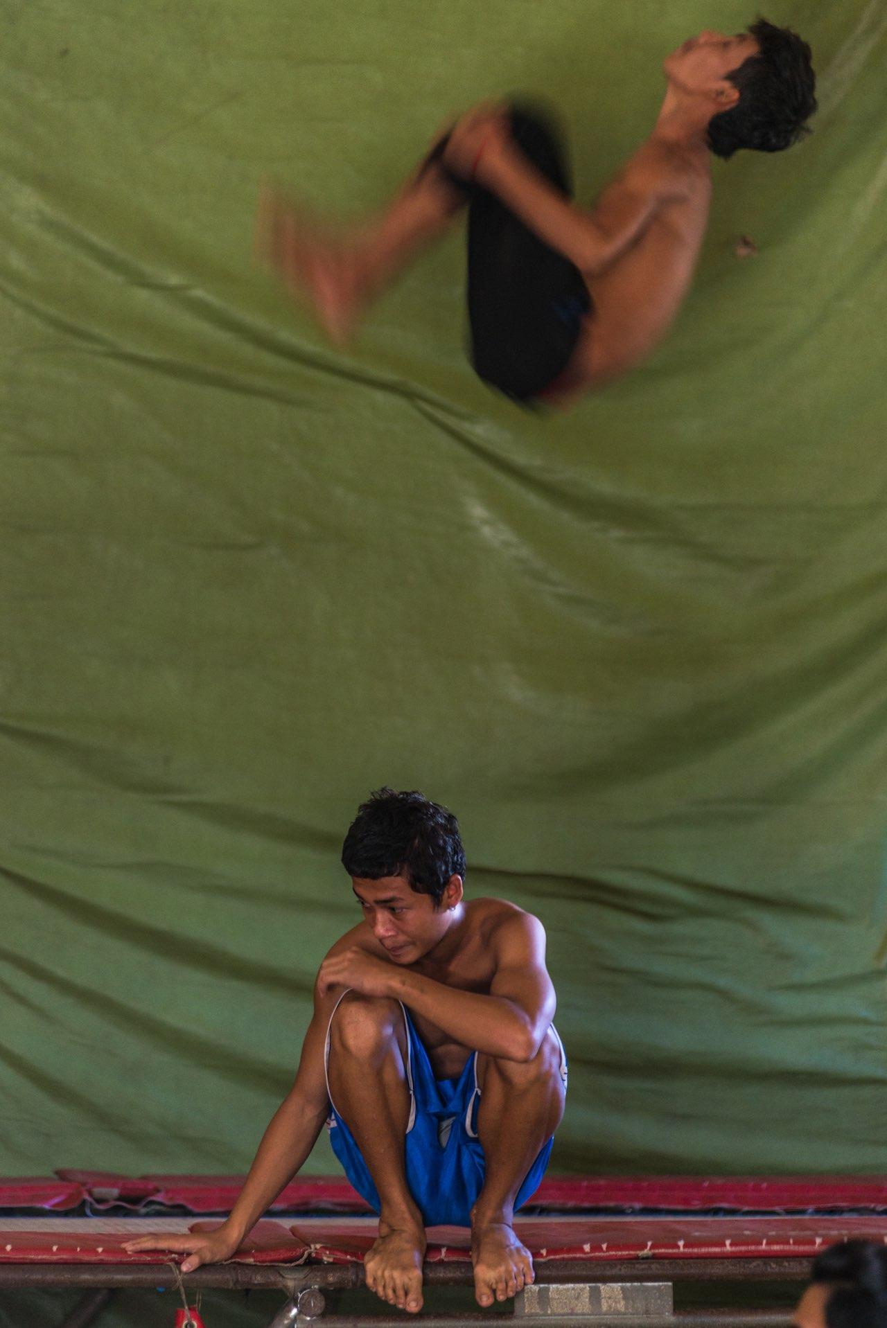 Phare Ponleu Selpak Circus Siem Reap Cambodia