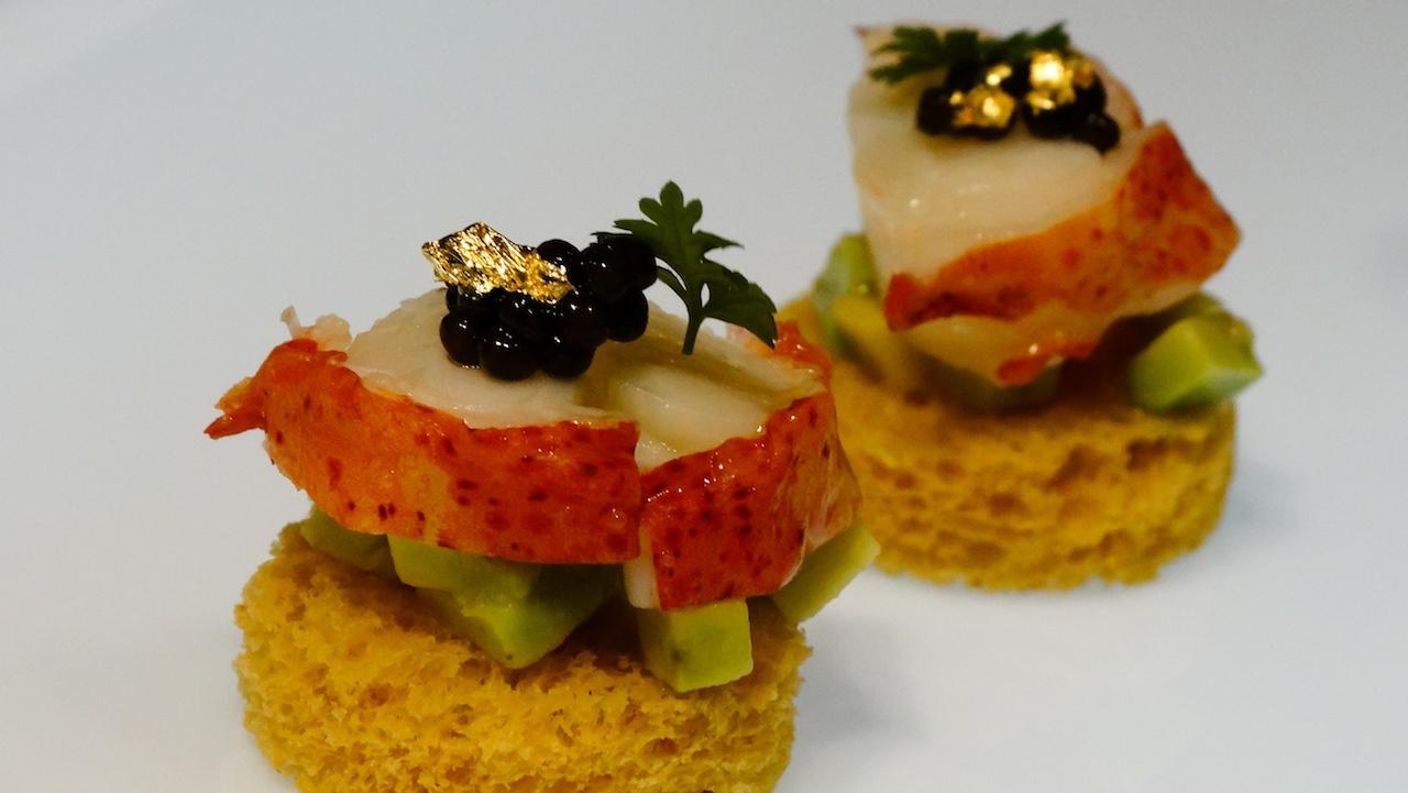 Ritz Carlton Shanghai Pudong FIne Dining | Photo: Gina Samarotto