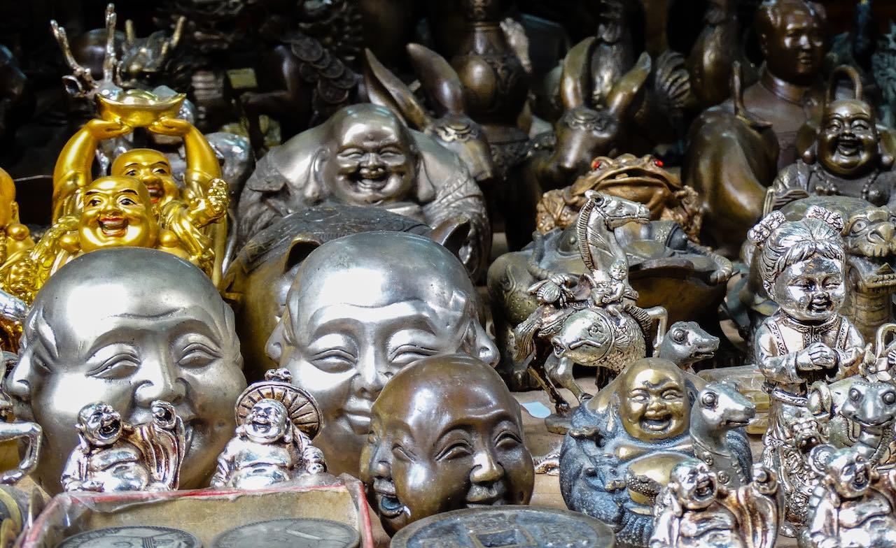 Shanghai Buddha Souvenirs