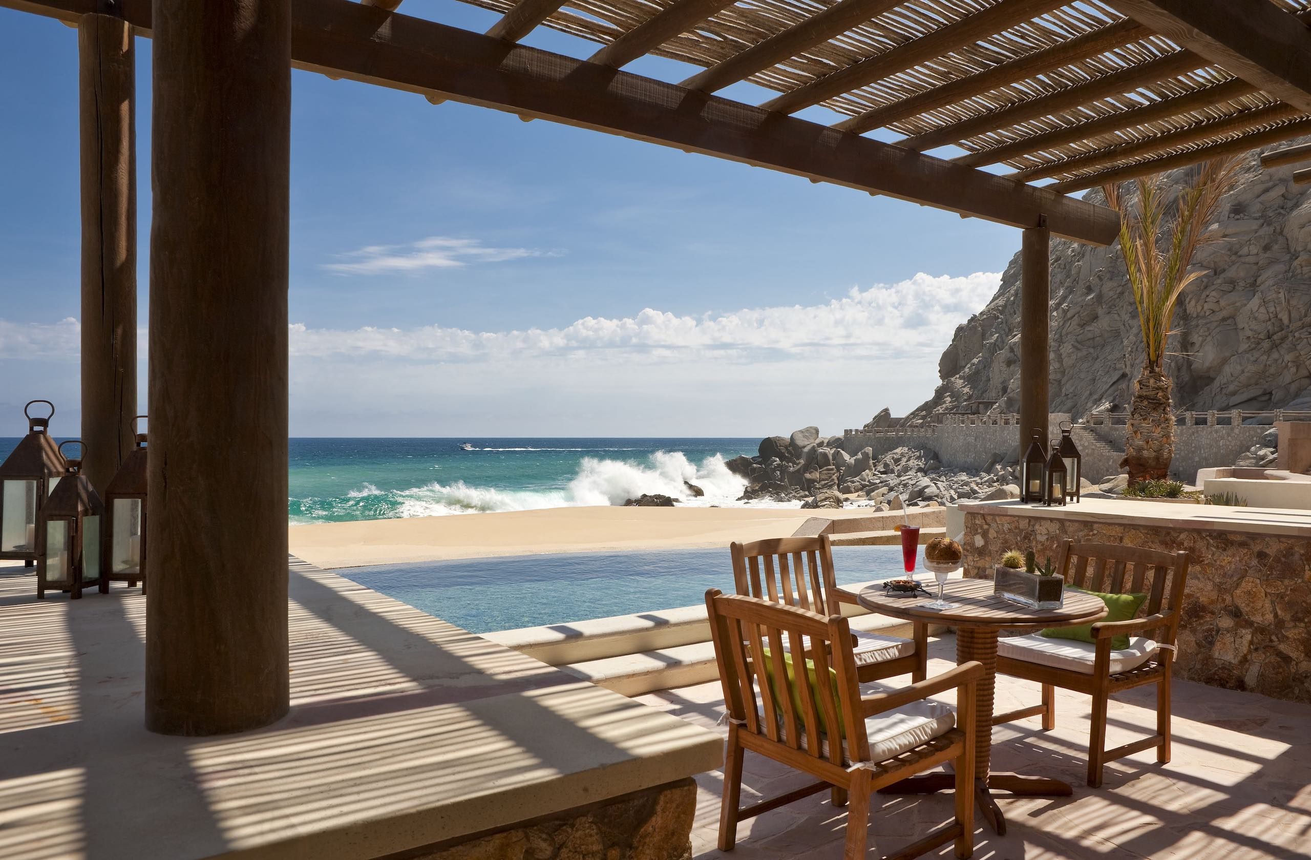 The Resort on Pedregal Cabo San Lucas