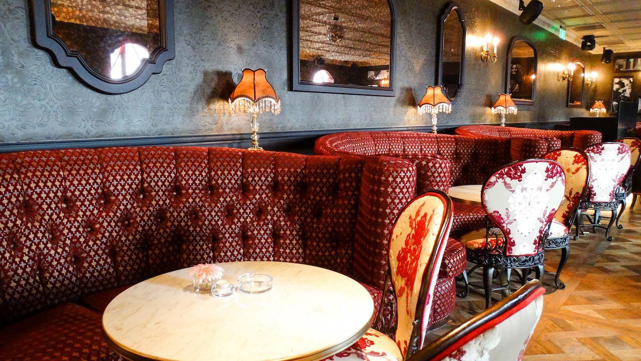 Three on the Bund Private Gentlemen's Club Shanghai