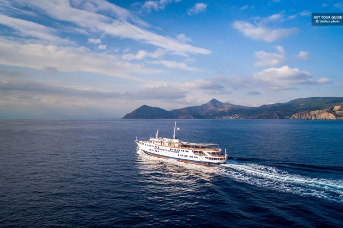 Full-Day Cruise to Aegina, Poros and Hydra