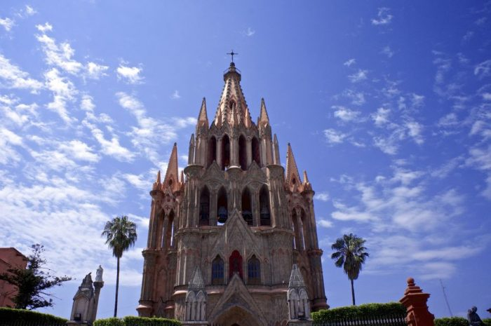 From Mexico City: San Miguel de Allende Private Day Trip