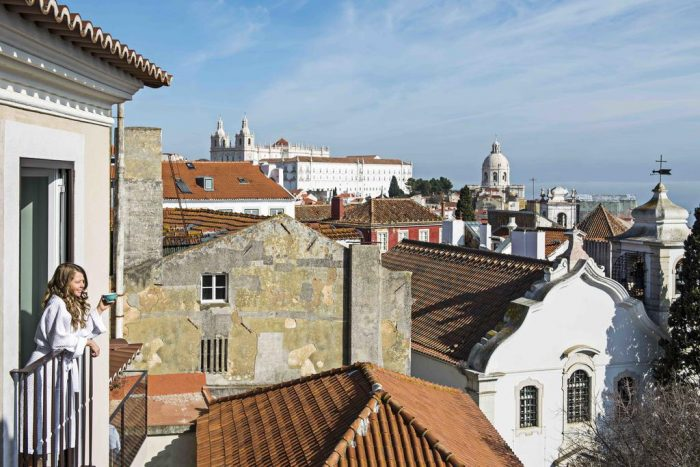 Santiago de Afalma Lisbon