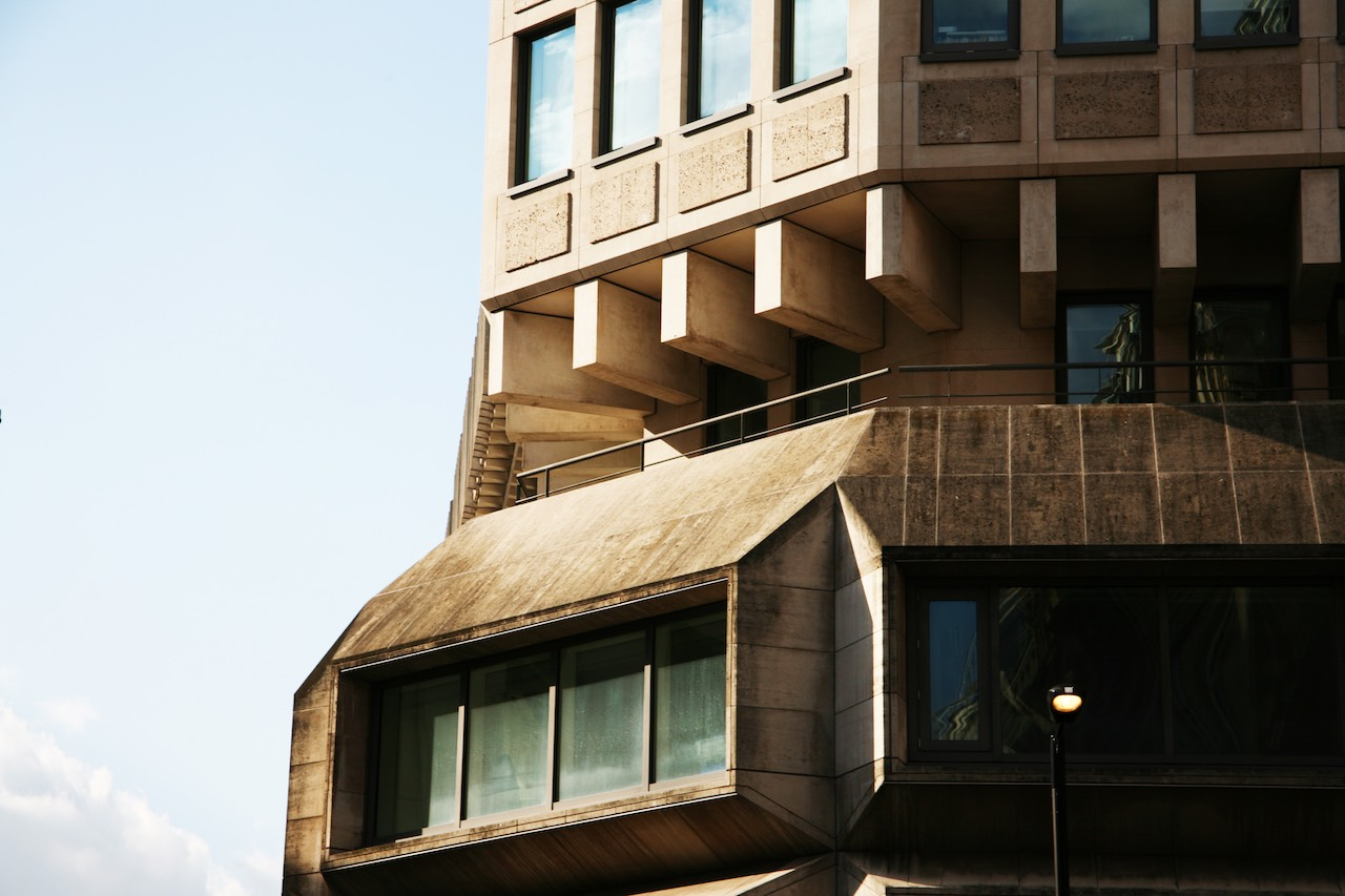 Brutalism Ministry of Justice London