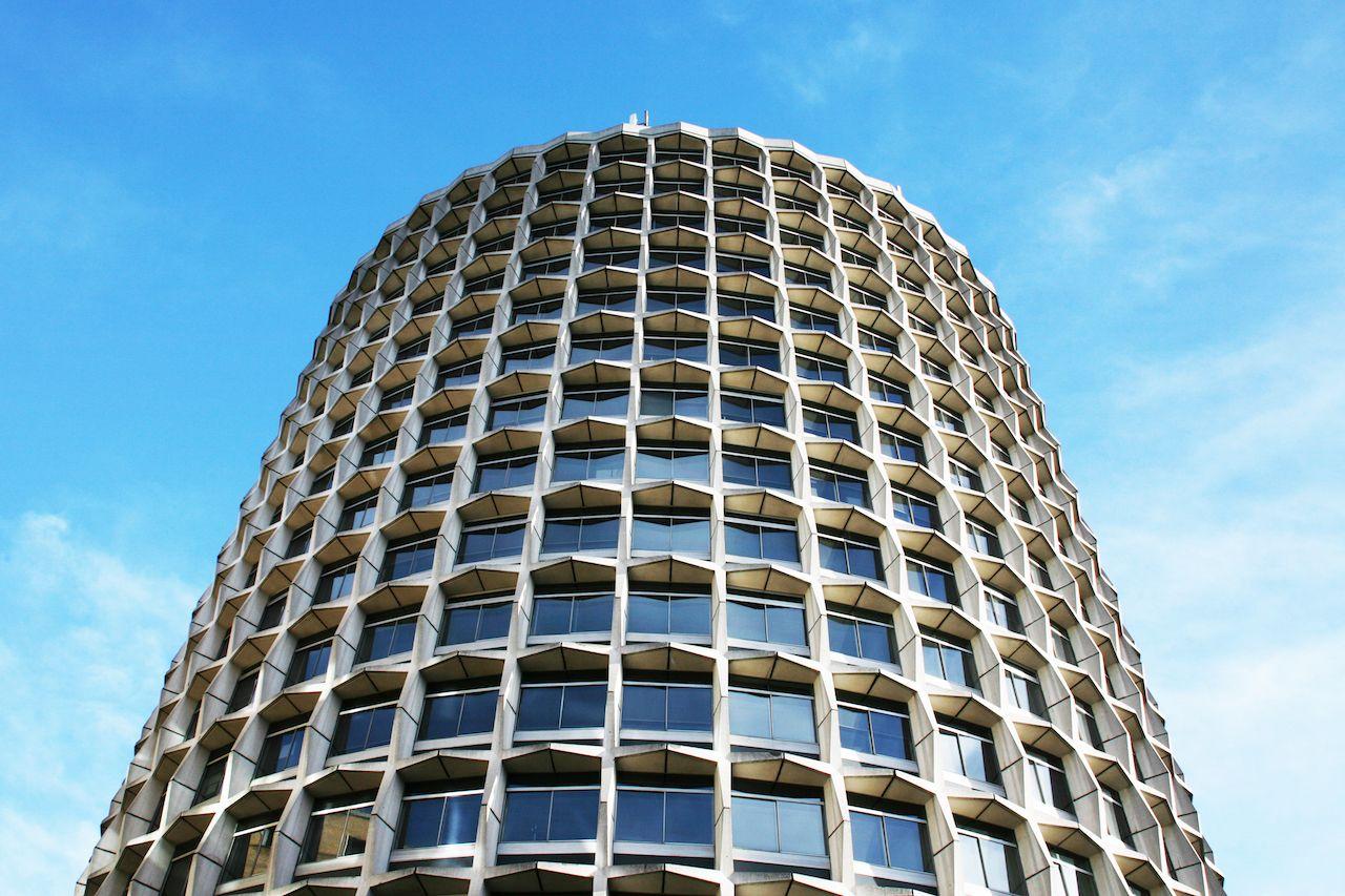 Brutalism One Kemble Street London