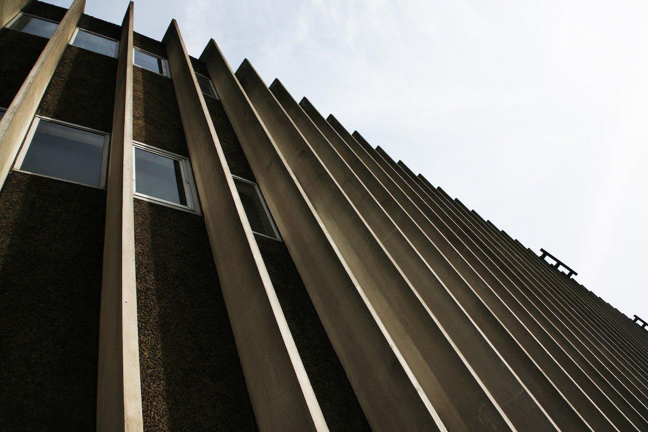 Brutalism Swiss Cottage Library Londo n