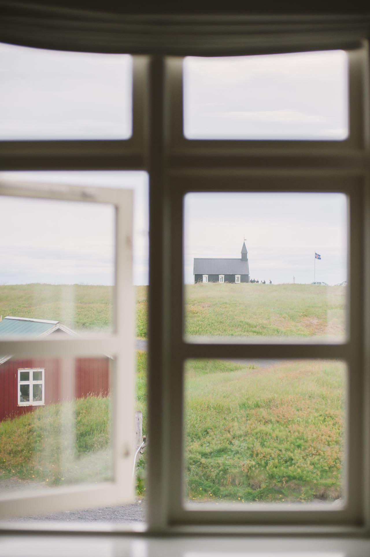 Budir Hotel Budir Iceland View