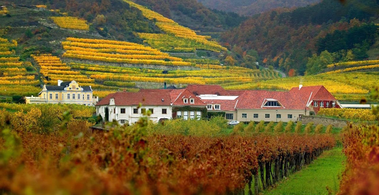 Domäne Wachau Dürnstein Austria