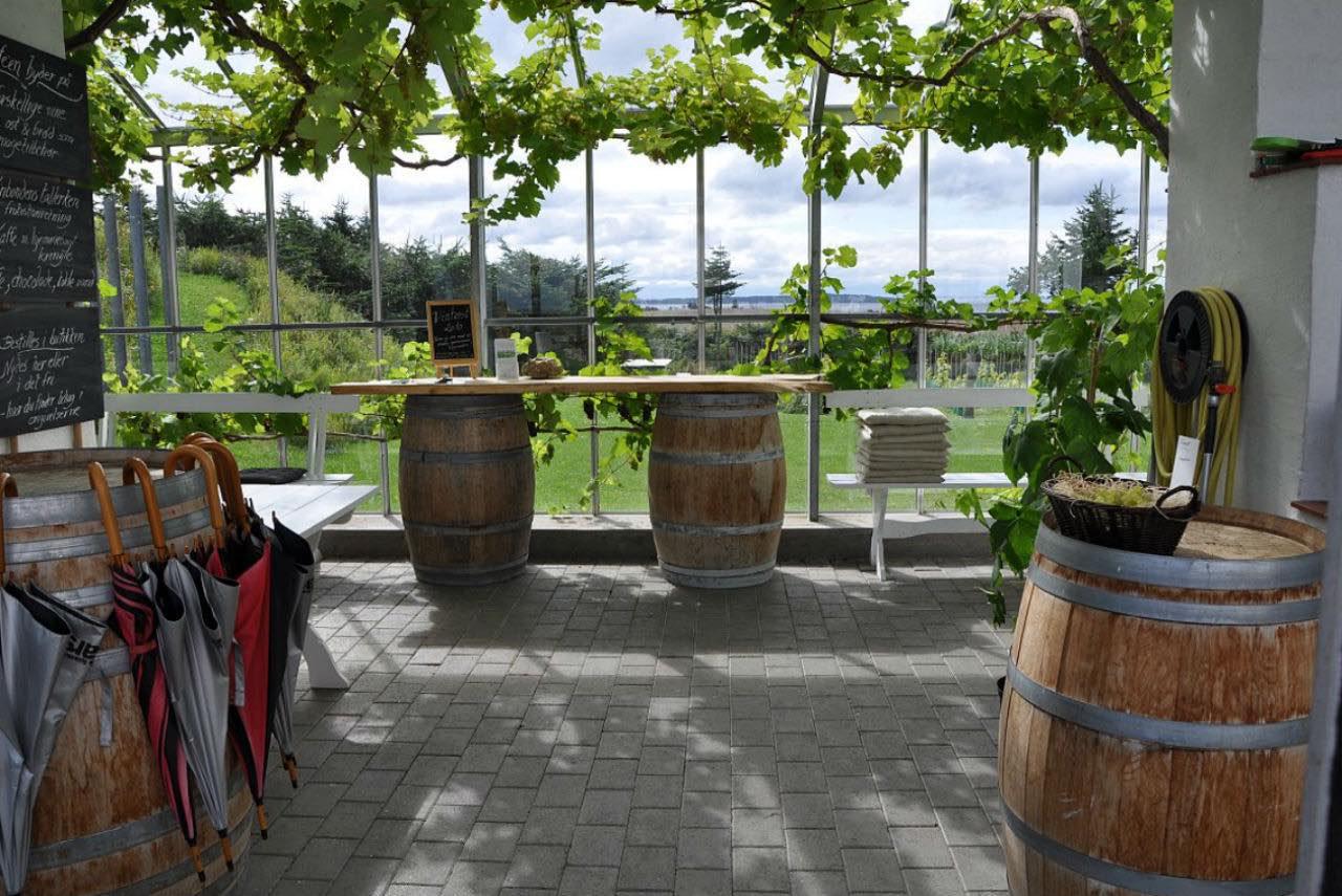 Glenholm Winery Ranum Denmark