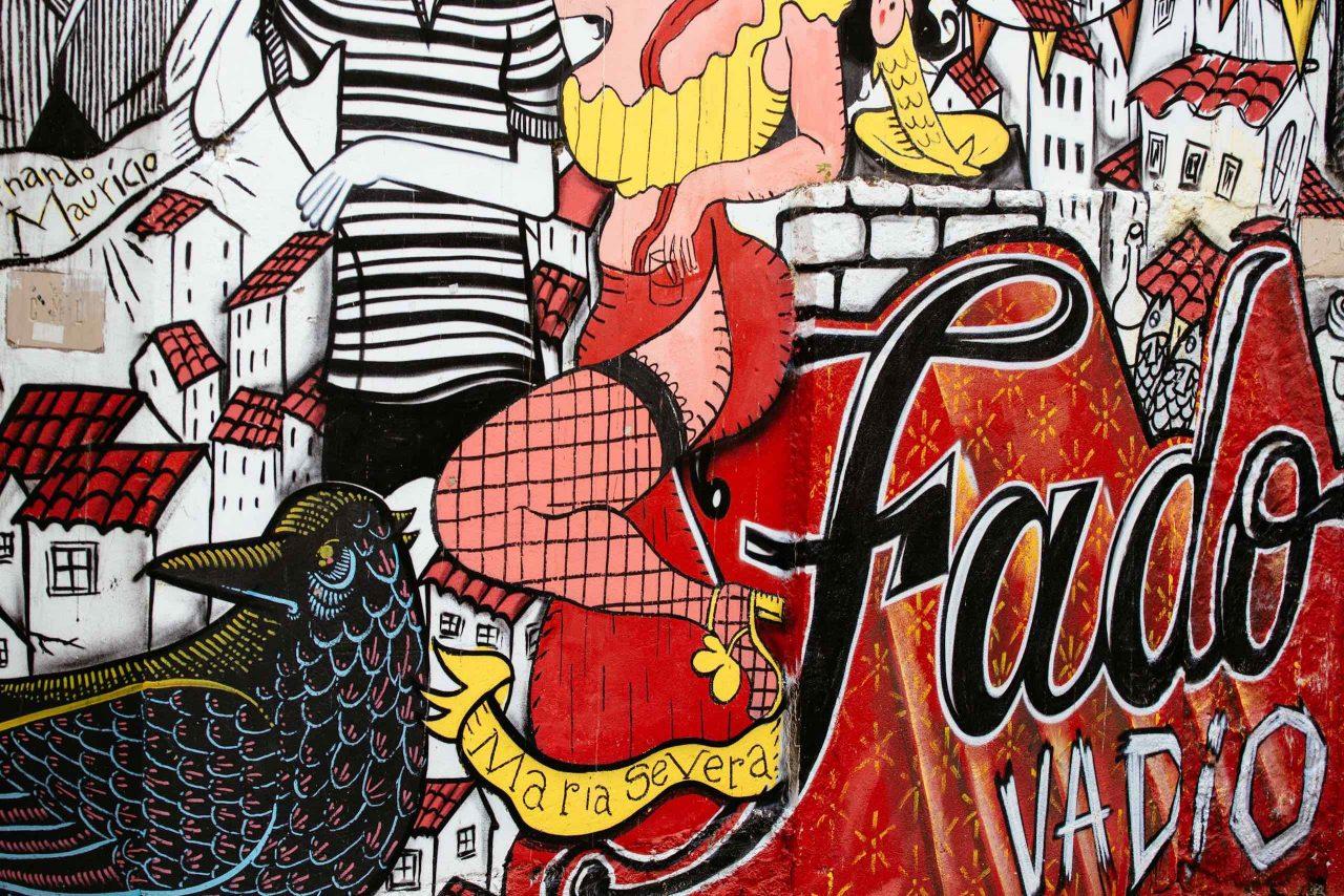 Mouraria Graffiti | Photo: Emanuele Siracuse
