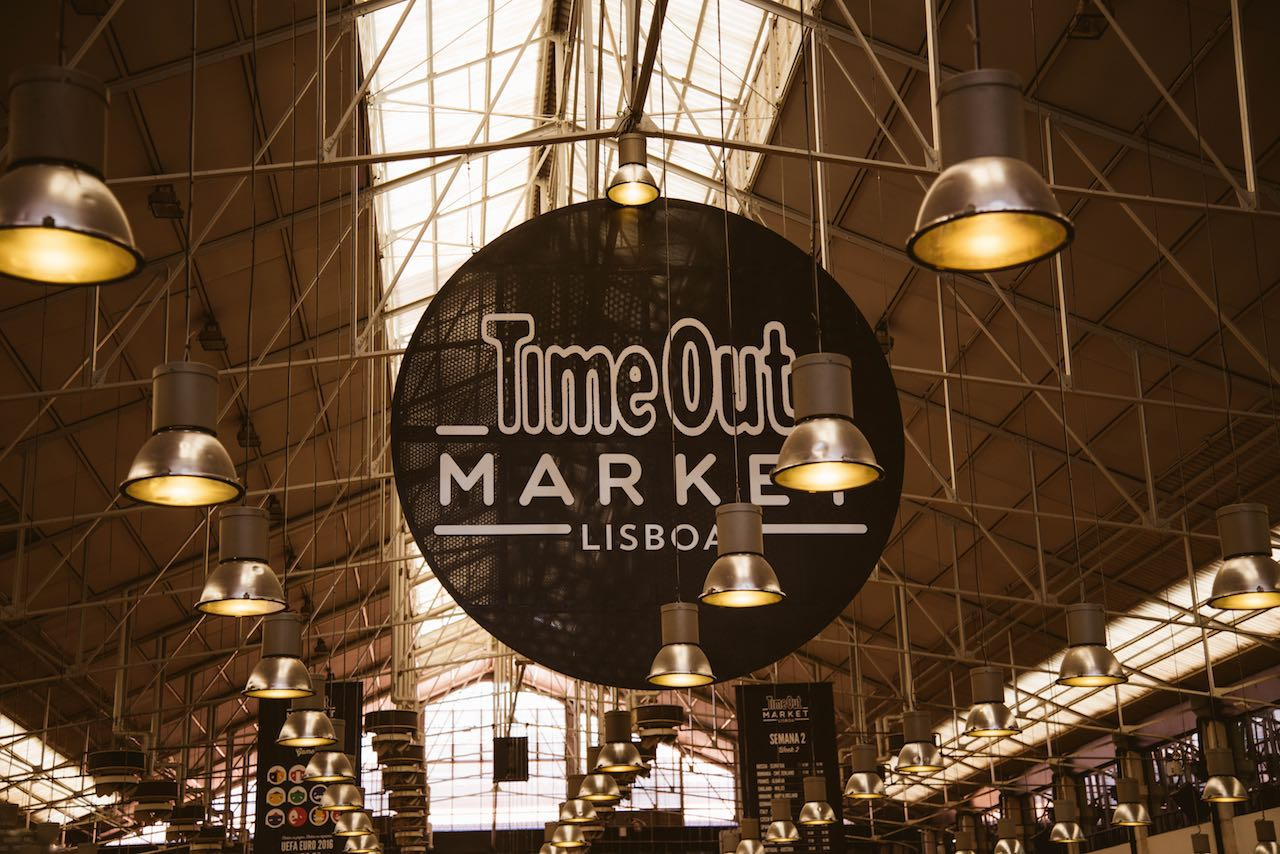 Mercado da Ribeira | Photo: Bastiaan Ellen