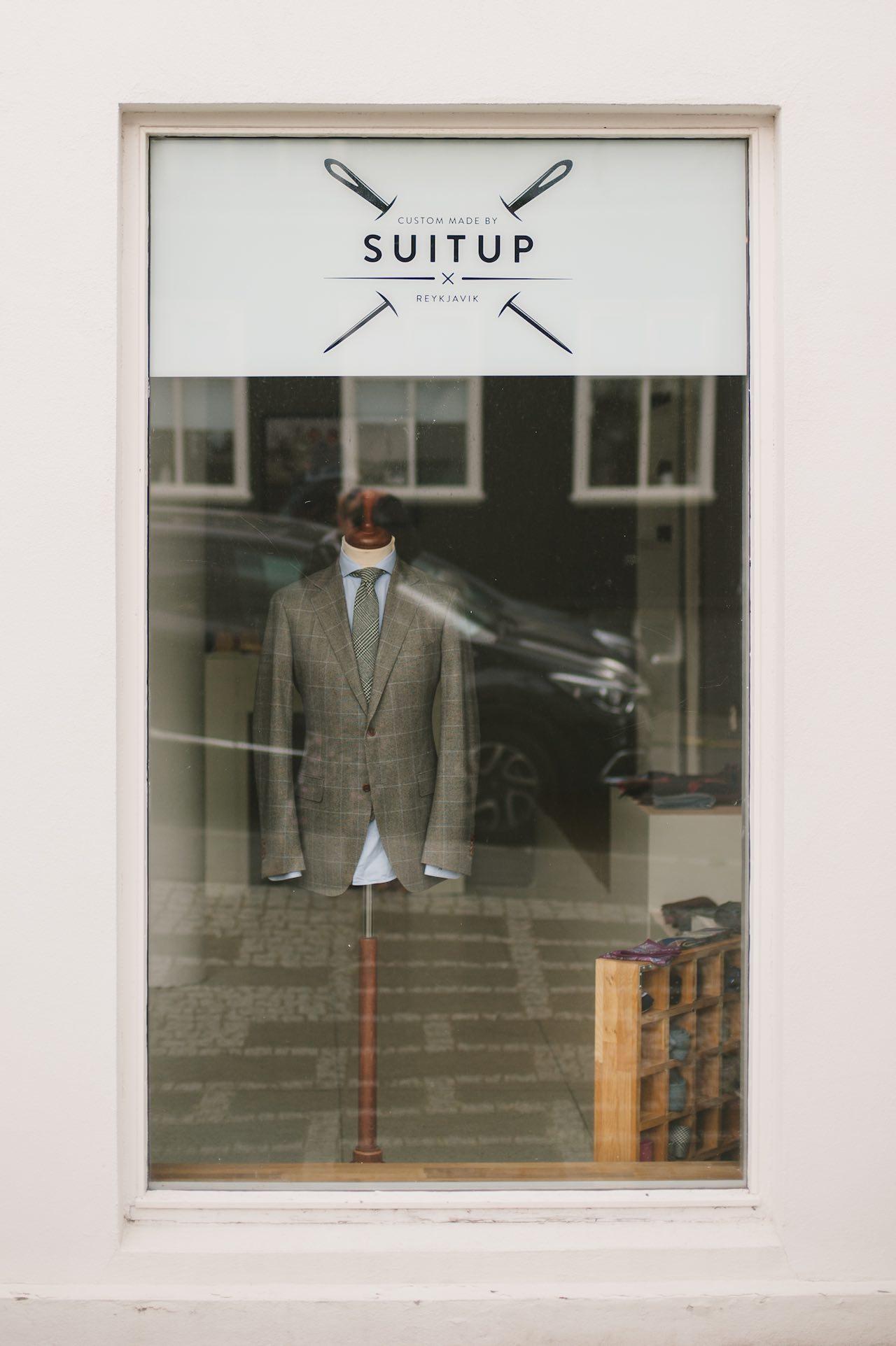 Suit Up Reykjavik Iceland