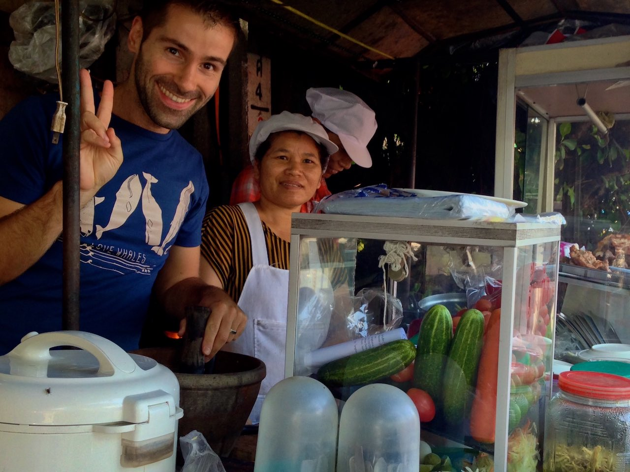 Street Food Thailand Bangkok