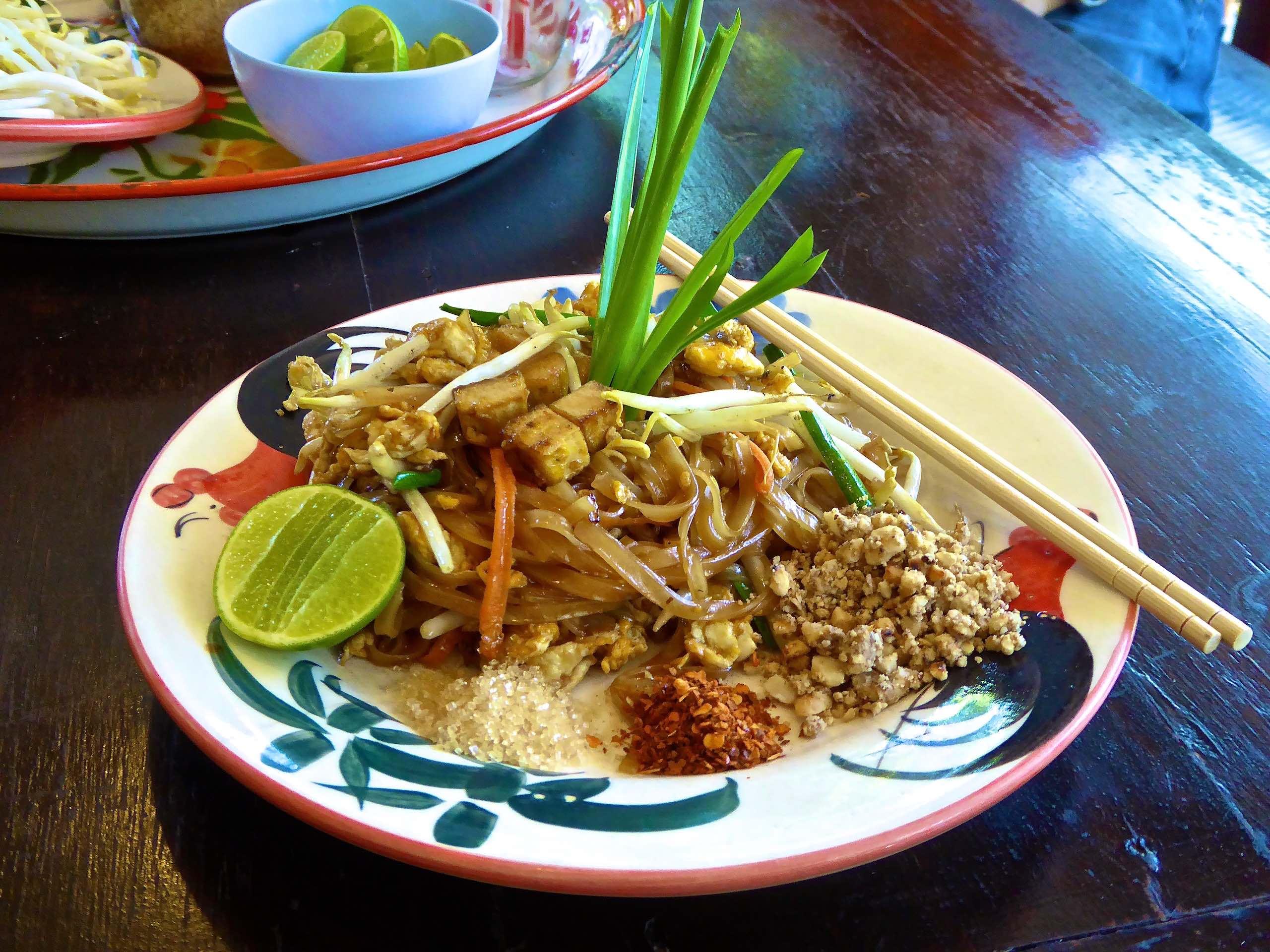 Street Food Thailand Pad Thai
