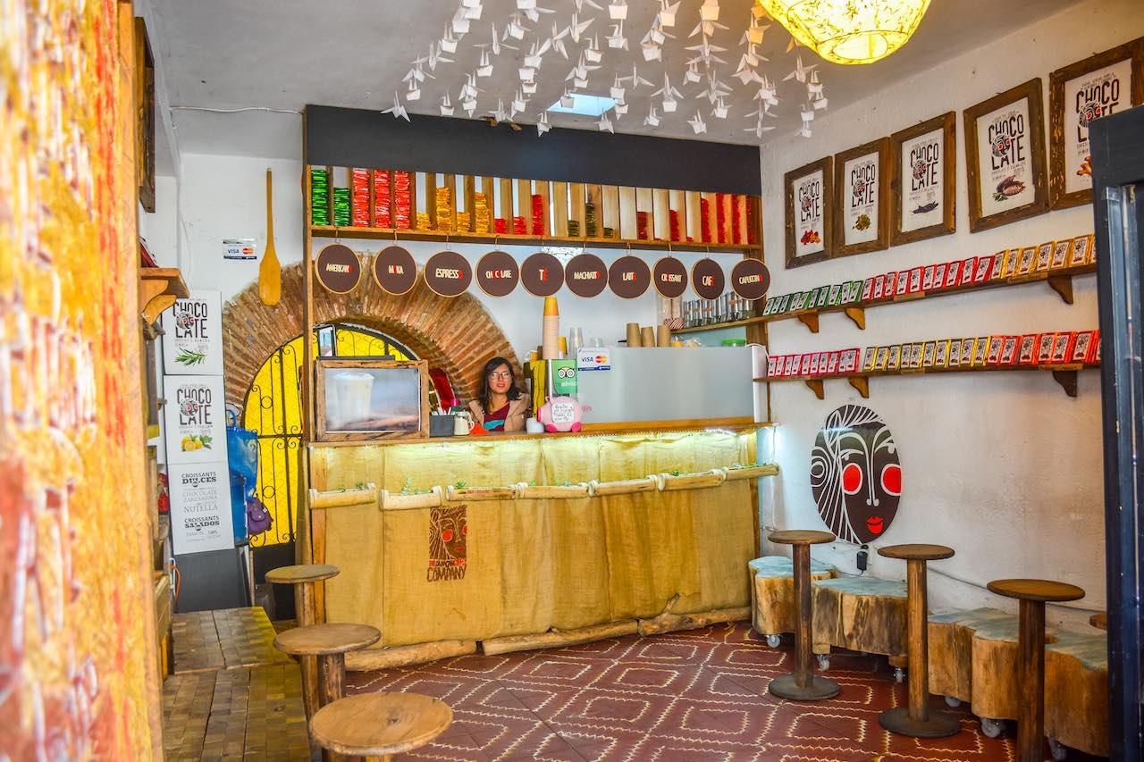 The Oaxacan Coffee Company Oaxaca Mexico