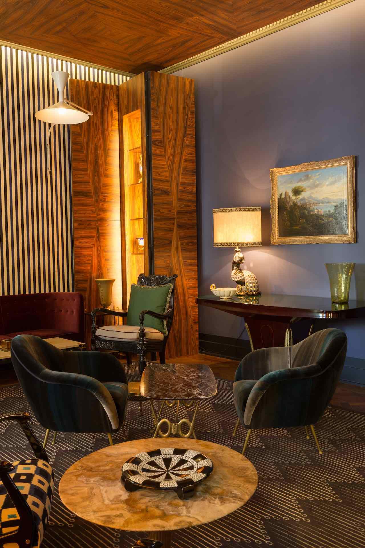 Valverde Hotel Lisbon Lounge
