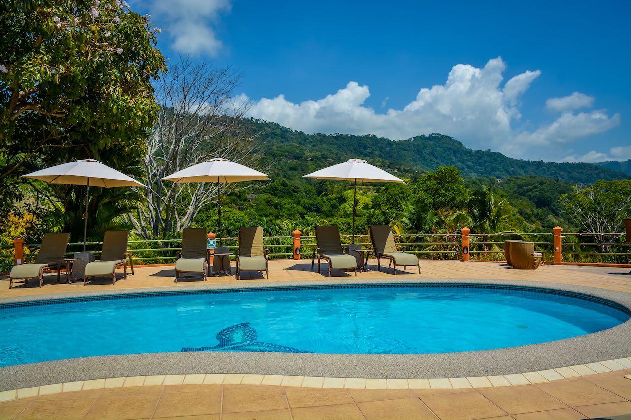 Villas Alturas Hotel Dominical Costa Rica