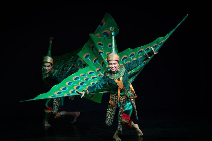 Experience Cambodian Living Arts, Dance Show