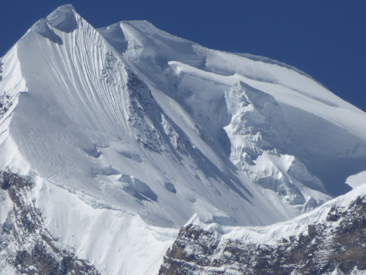 Annapurna Peak Annapurna Circuit Nepal
