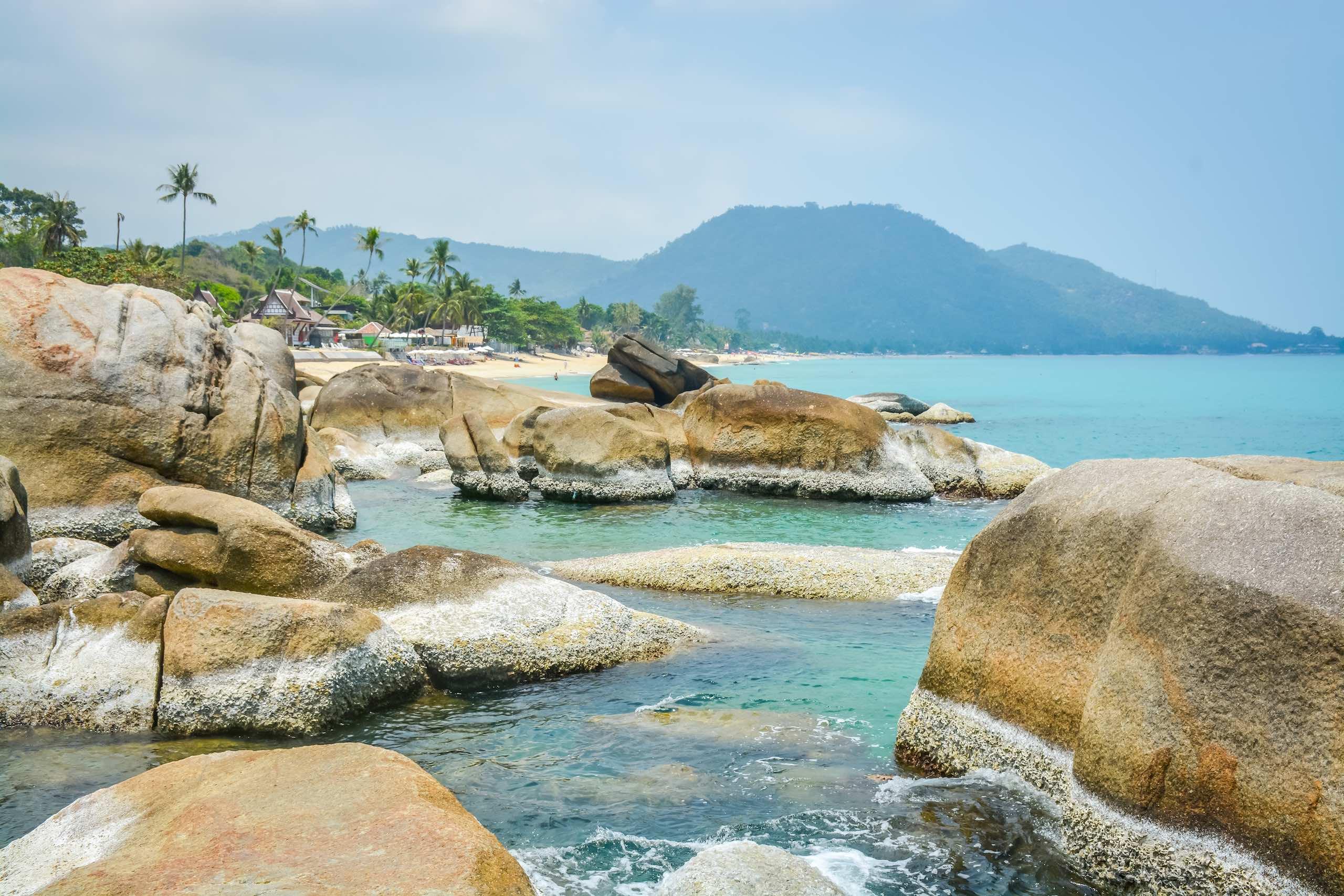 Luxury Holiday Koh Samui Thailand Lamai Beach South