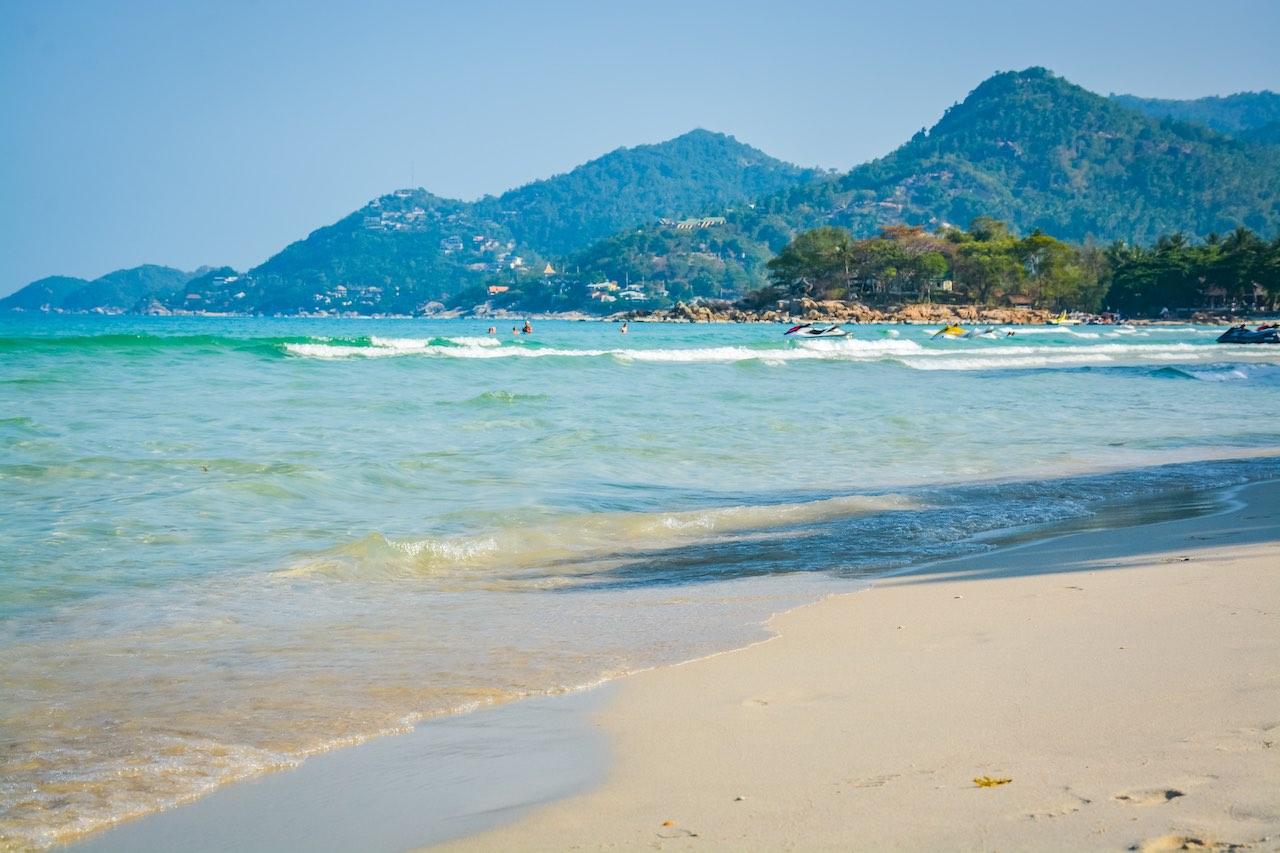 Luxury Holiday Koh Samui Thailand Lamai Beach