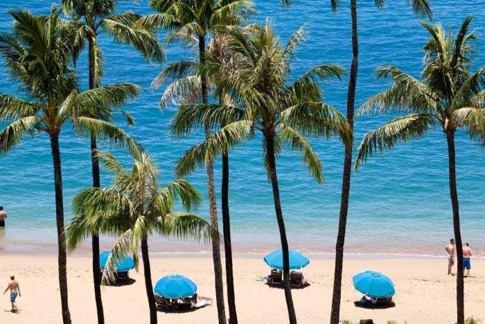Maui Hawaii Beach