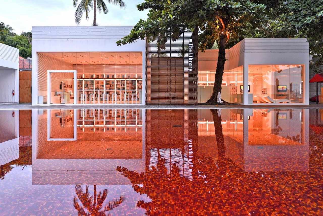 The Library Koh Samui Thailand