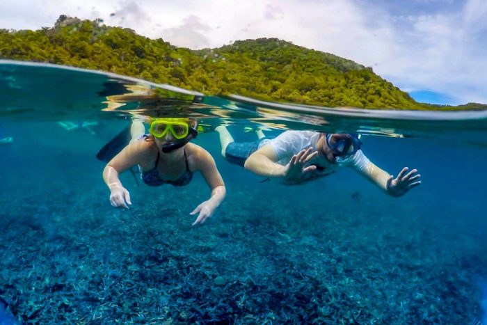 From Koh Samui: Full-Day Snorkelling Tour on Koh Tao