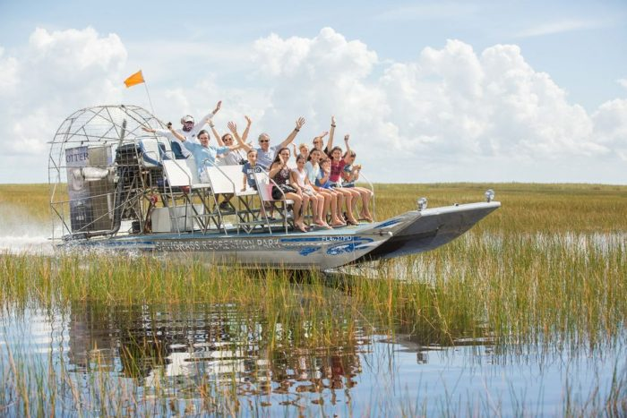 1-Hour Private Airboat Adventure Tour of The Everglades