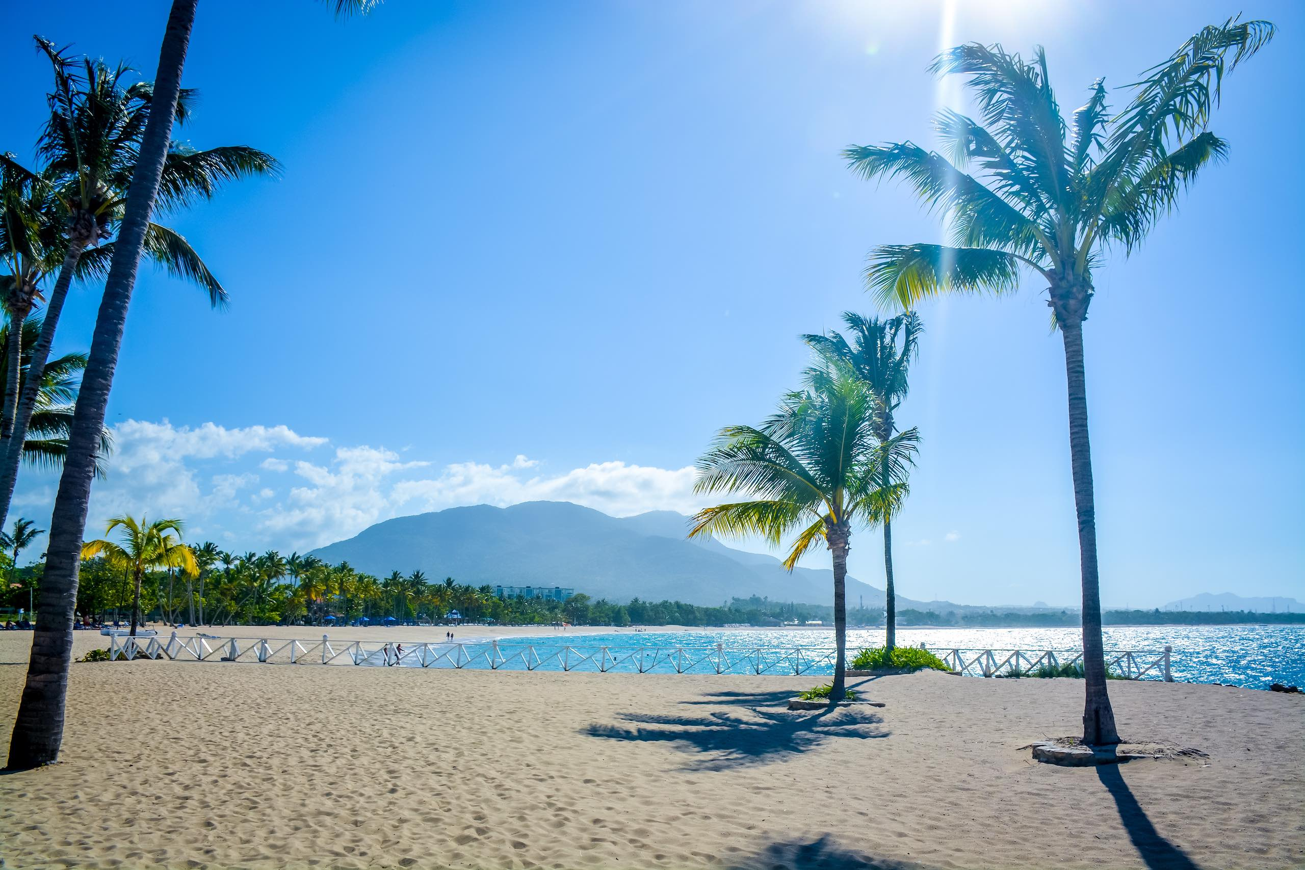 Cabarete Beach Dominican Republic