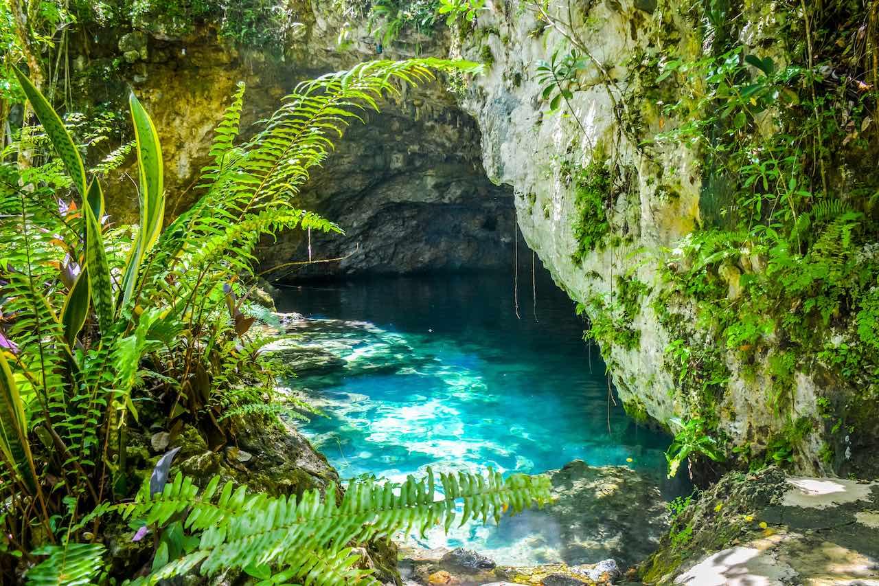 Cenote Dominican Republic North Coast