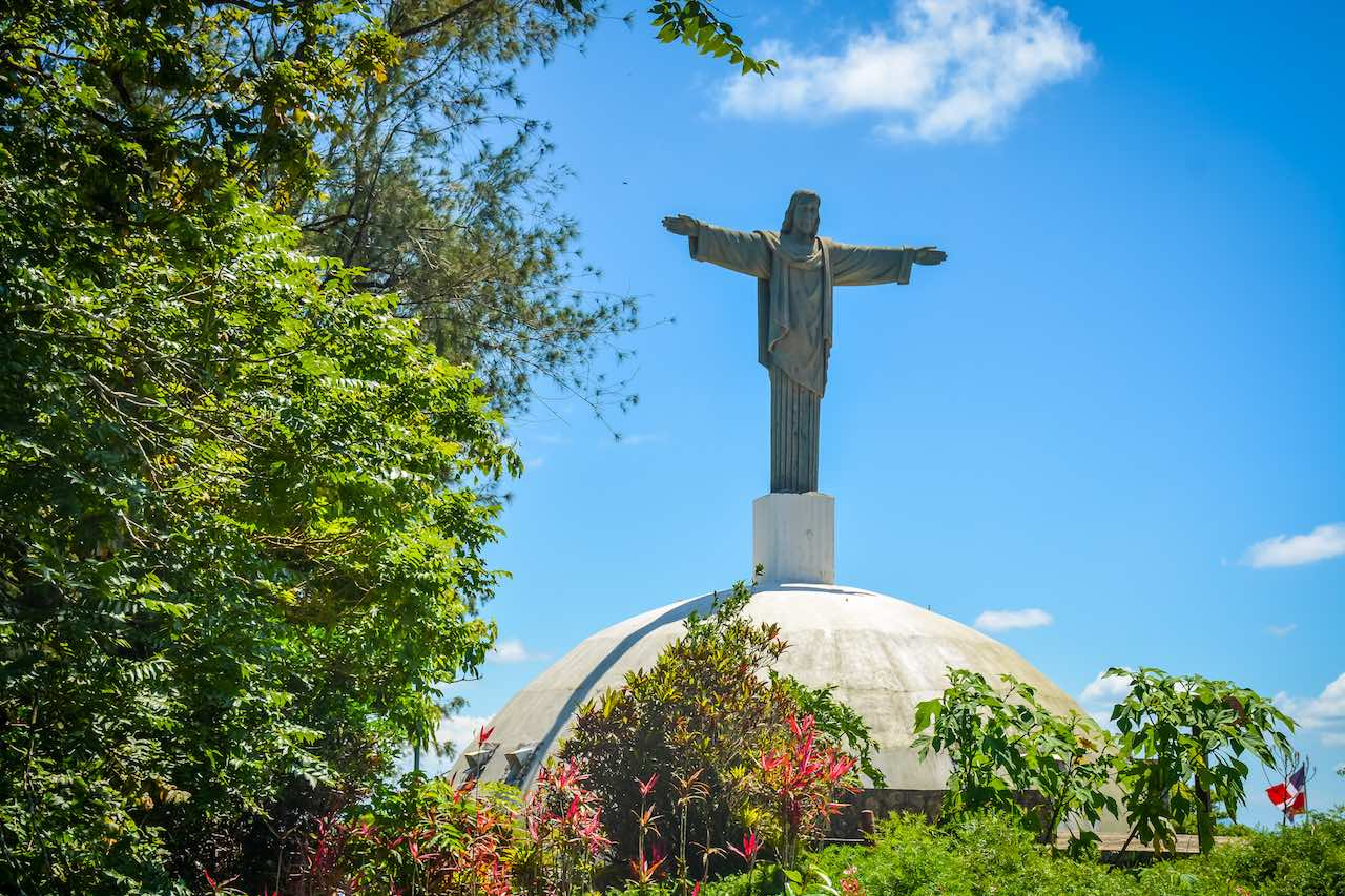 Christ the Redeemer Puerto Plata Dominican Republic