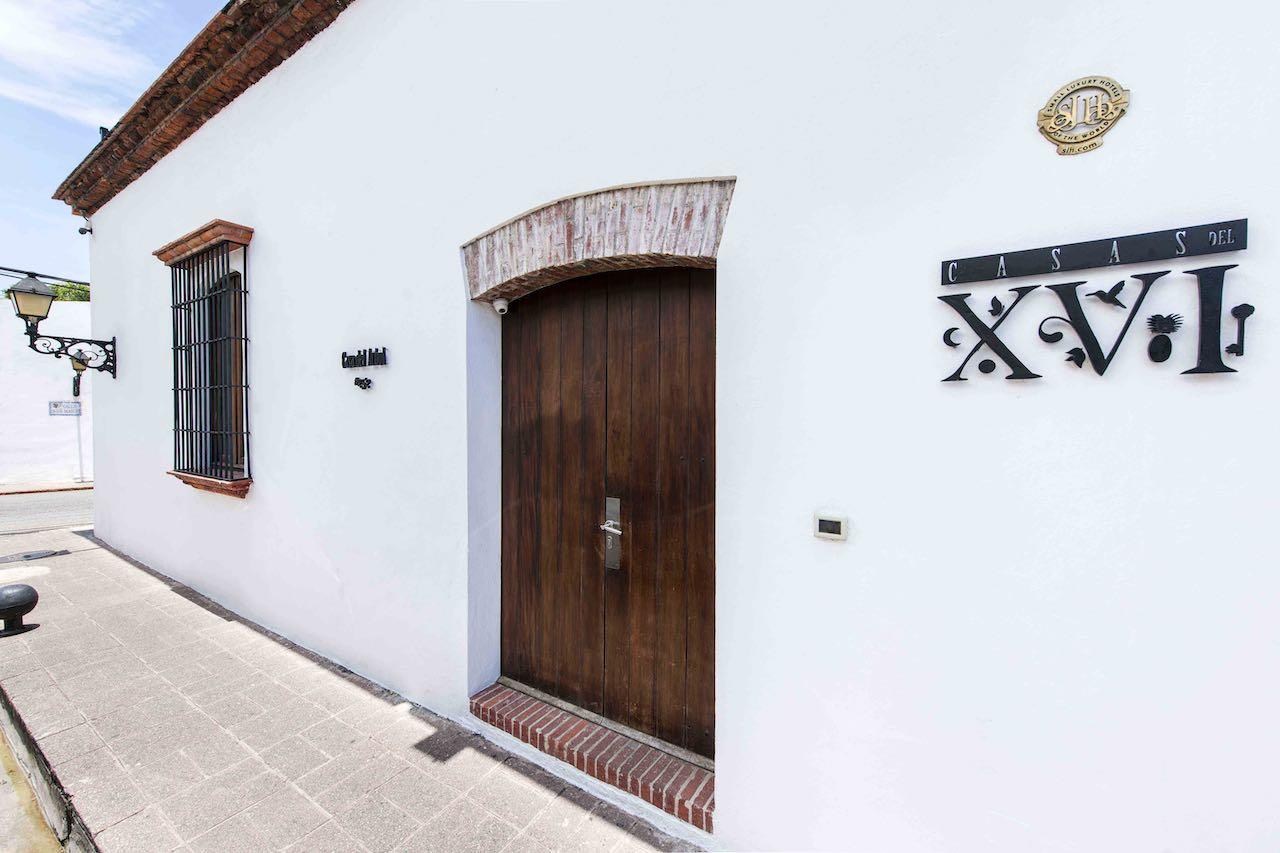 Casas del XVI Boutique Hotel Santo Domingo