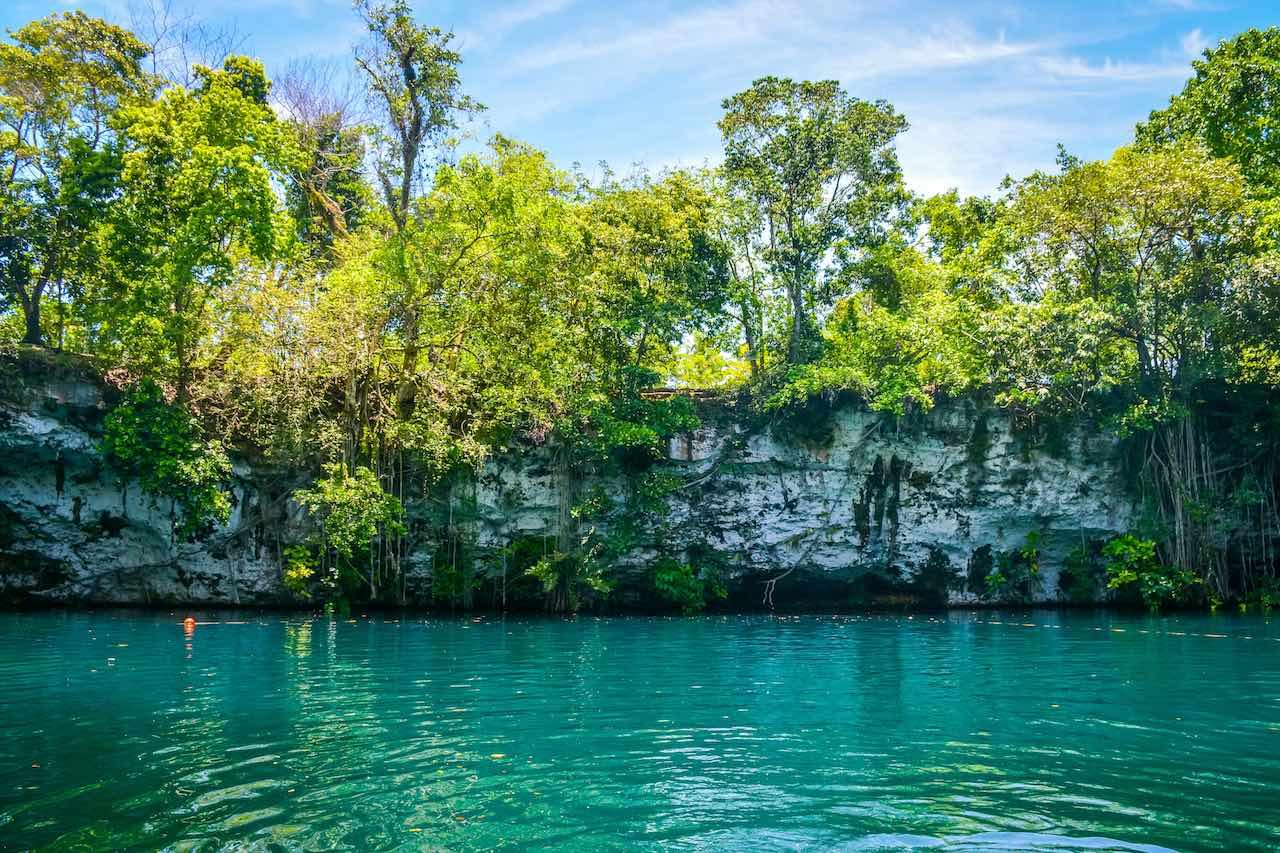 Dudu Cenote Dominican Republic