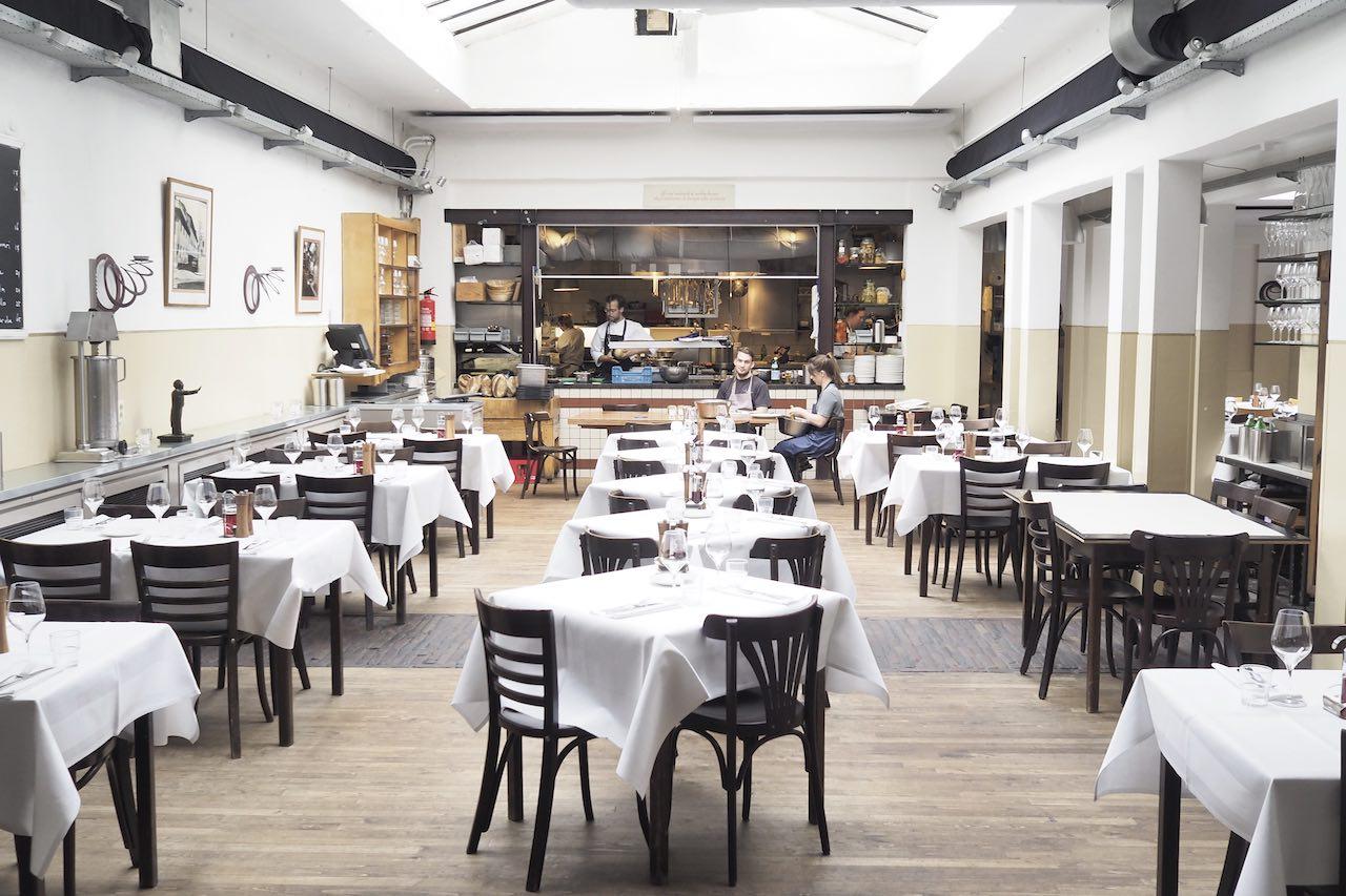 Toscanini Restaurant Amsterdam