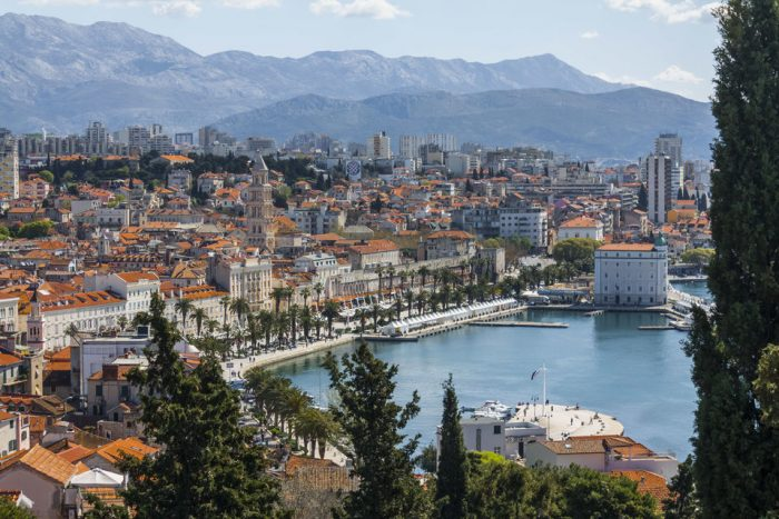 Split, Trogir and Klis Fortress: Private Tour from Dubrovnik