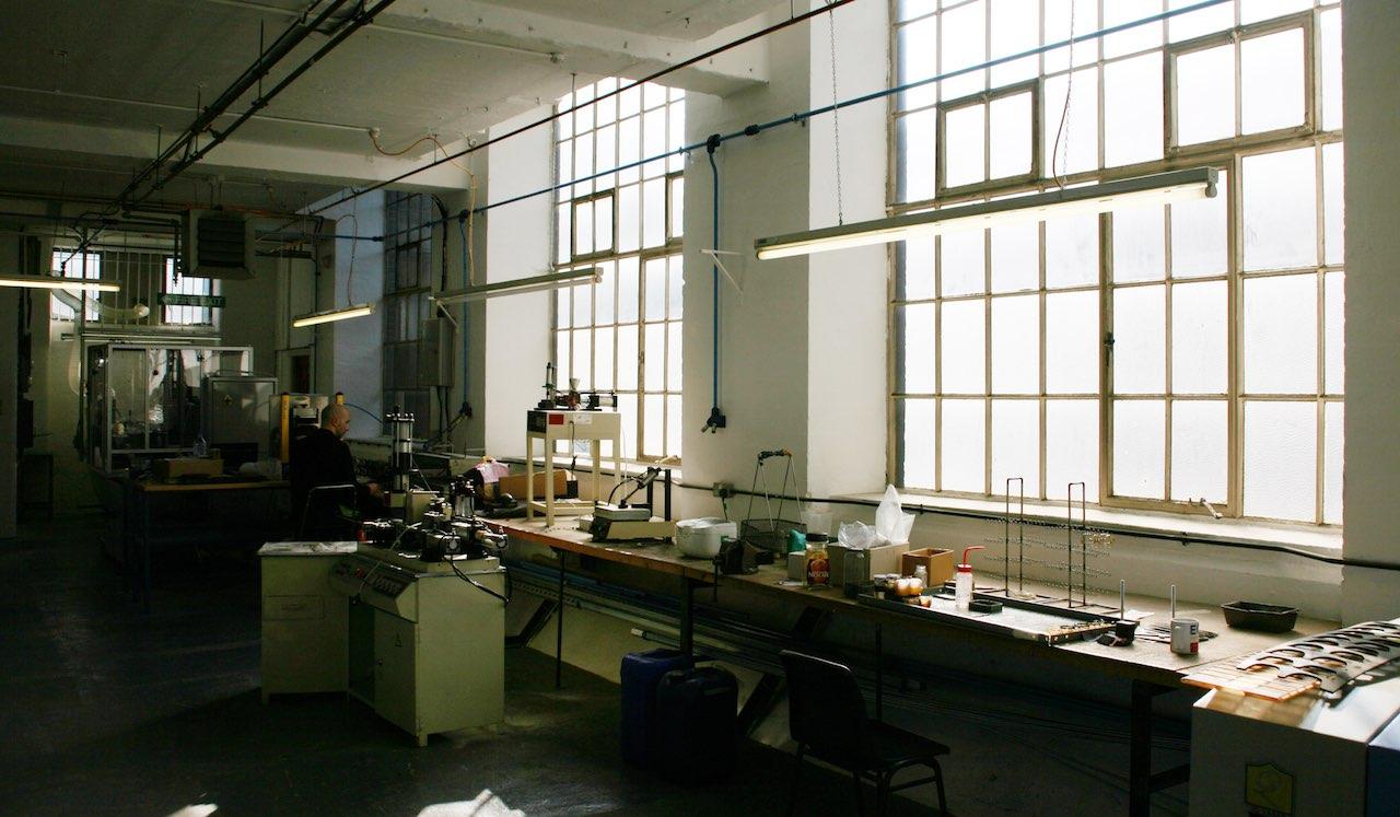 Algha Works Factory London