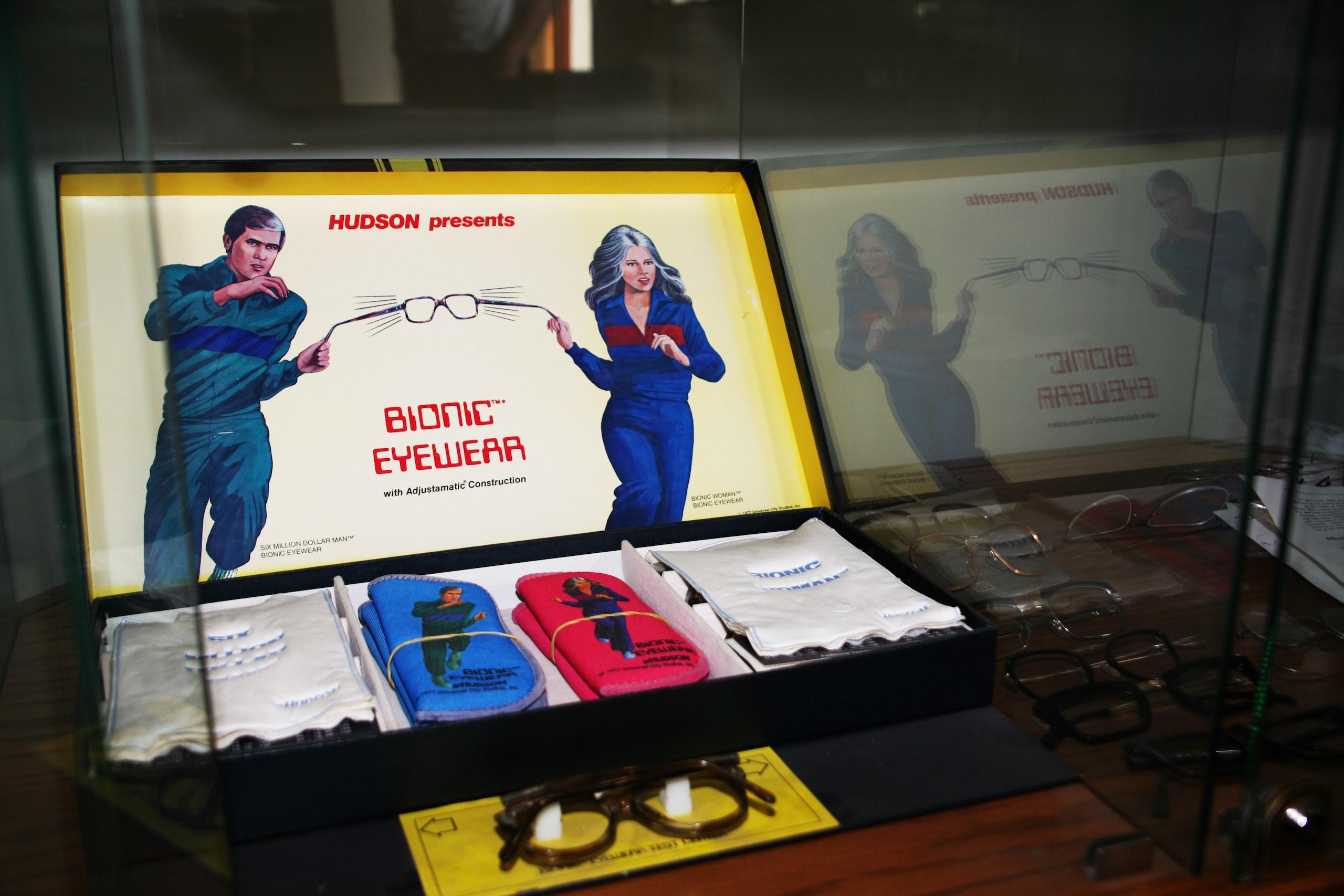 Hudson Bionic Eyewear