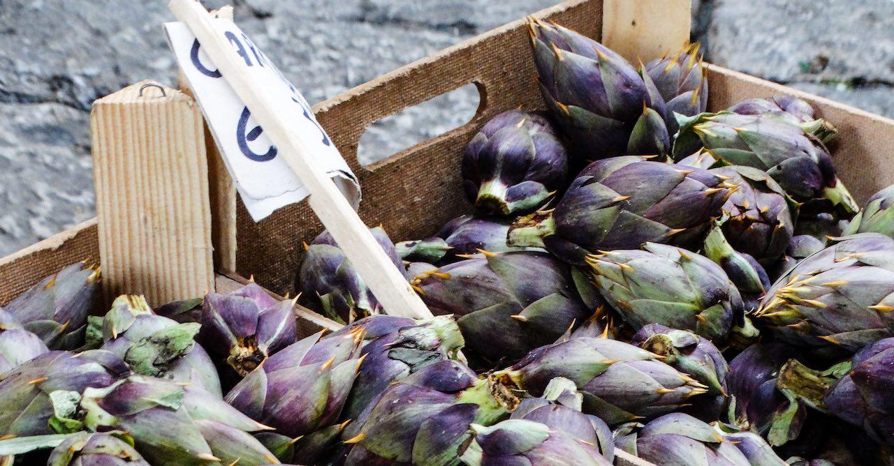 Palermo Sicily Produce