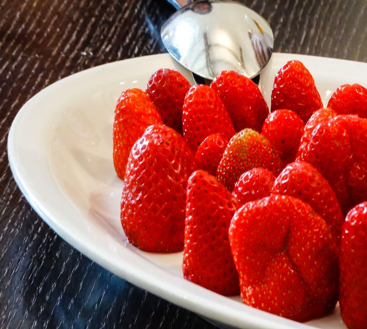 Sicilian Strawberries