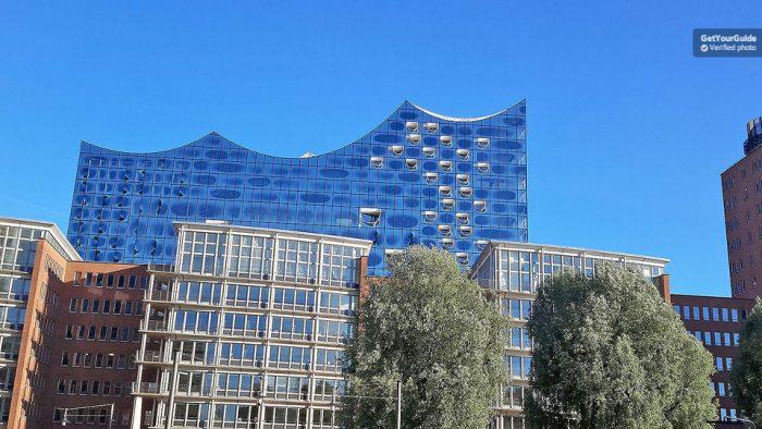Guided Tour Elbphilharmonie excluding Concert Halls