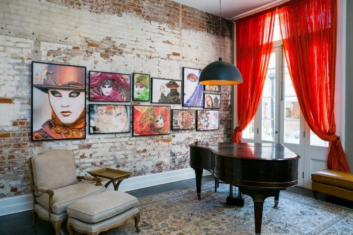 Carondelet Street Apartment by Stay Alfred New Orleans