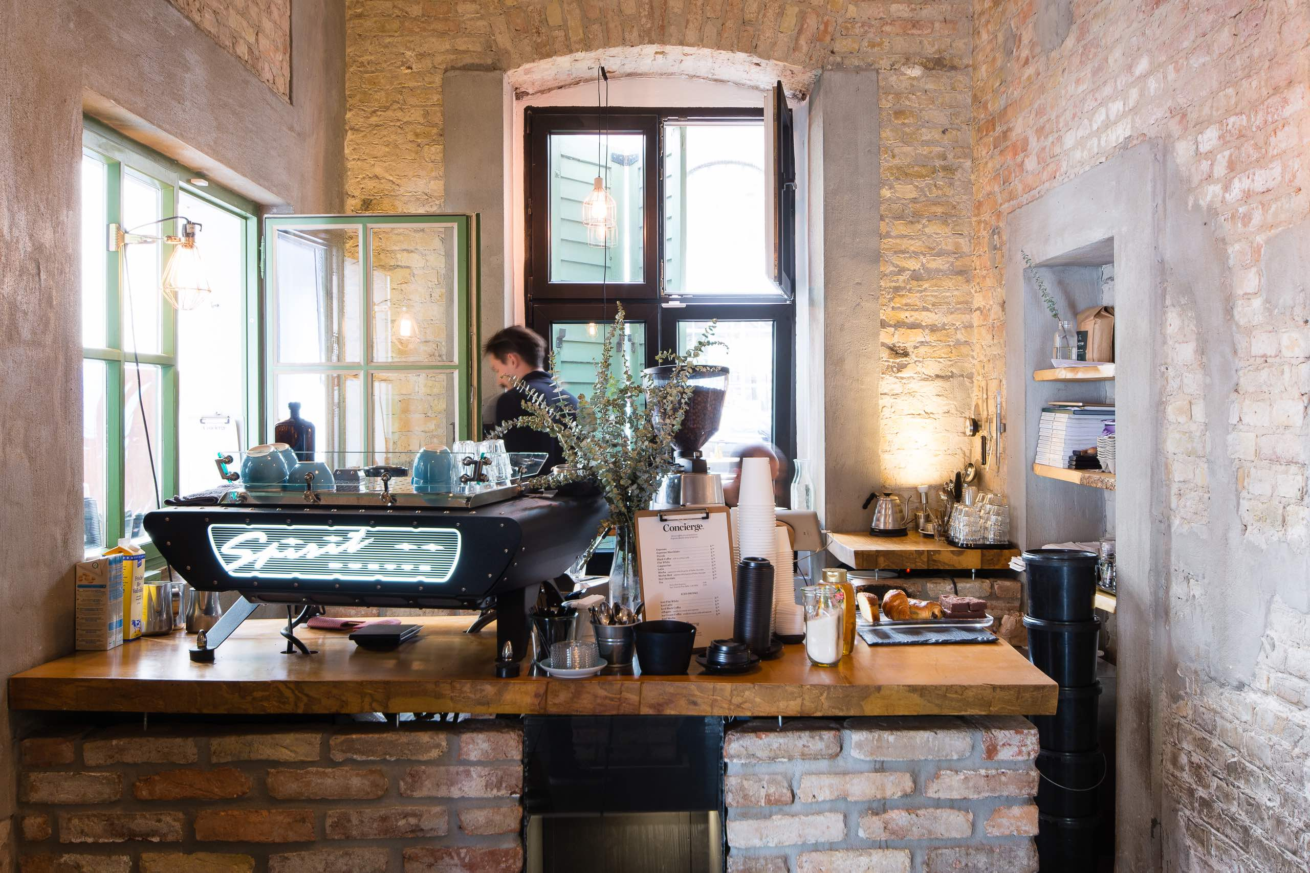 Concierge Coffee Berlin