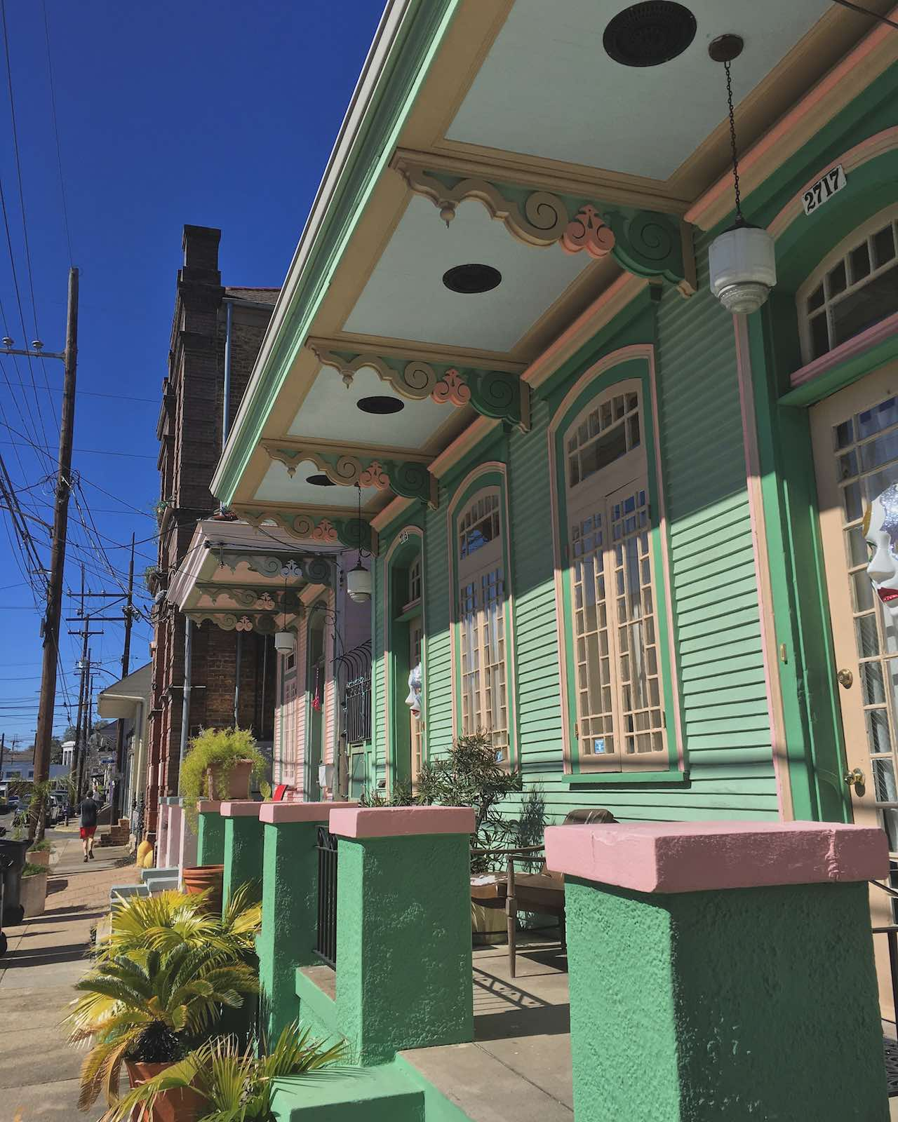 Creole Cottage Bywater New Orleans