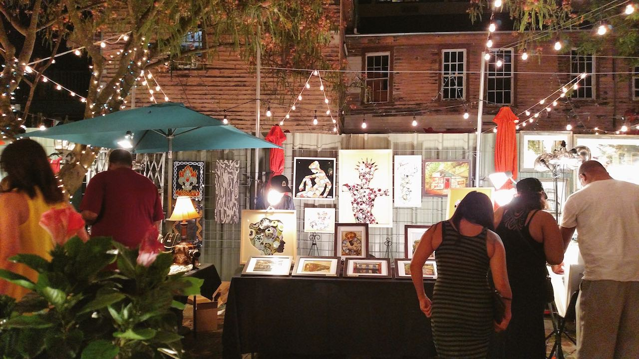 Frenchmen Art Market New Orleans