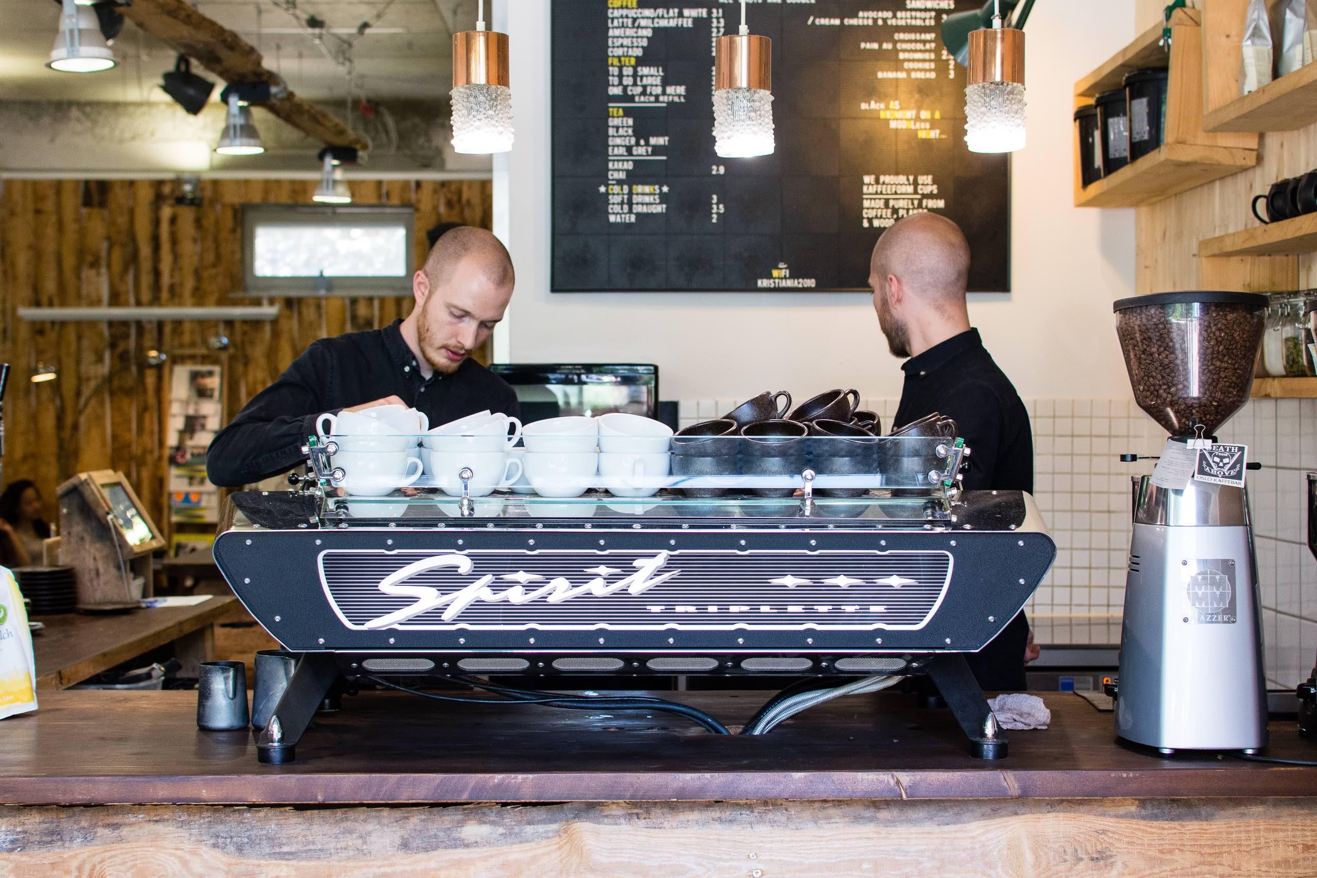 Oslo Kaffebar Berlin