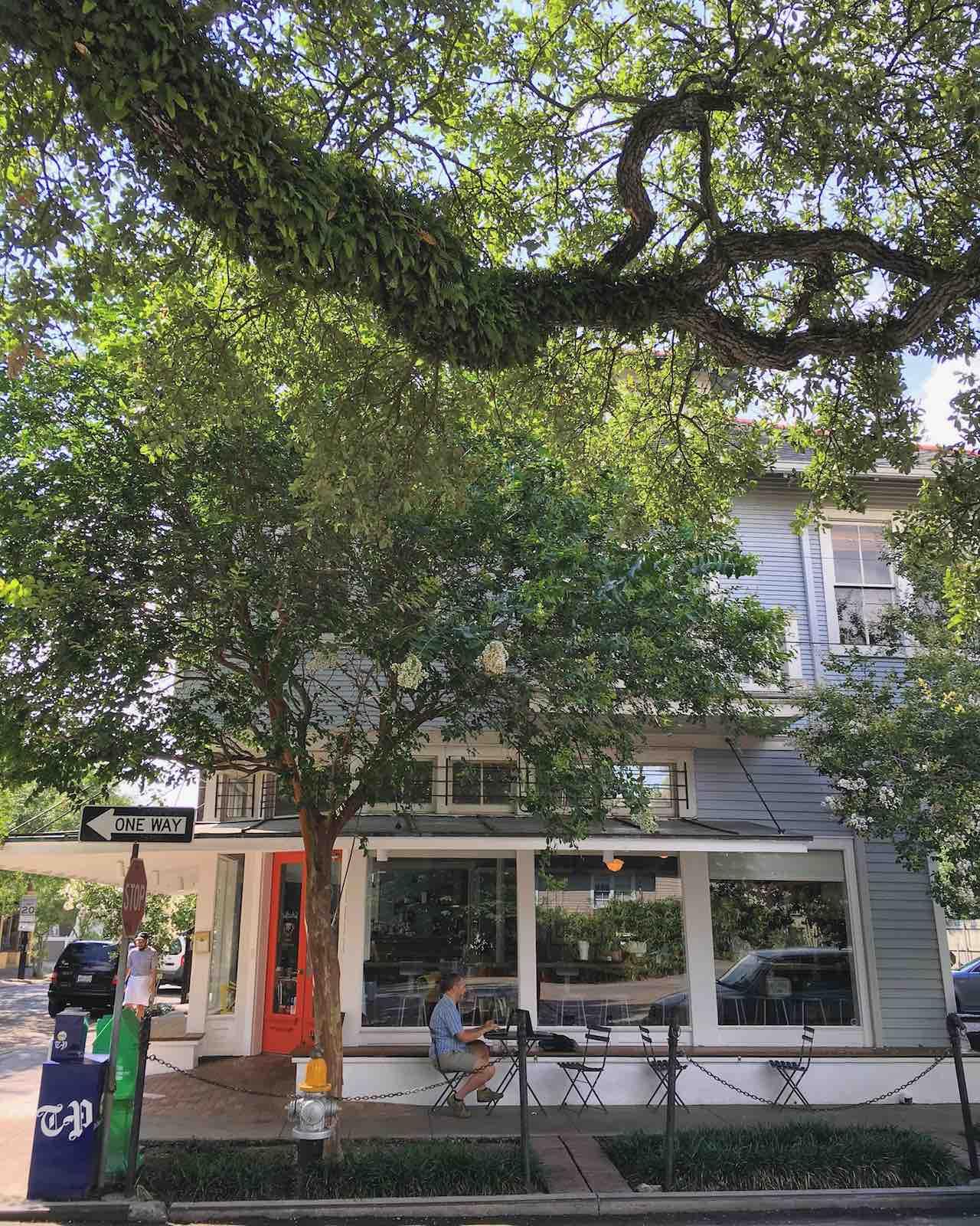 Satsuma Cafe New Orleans