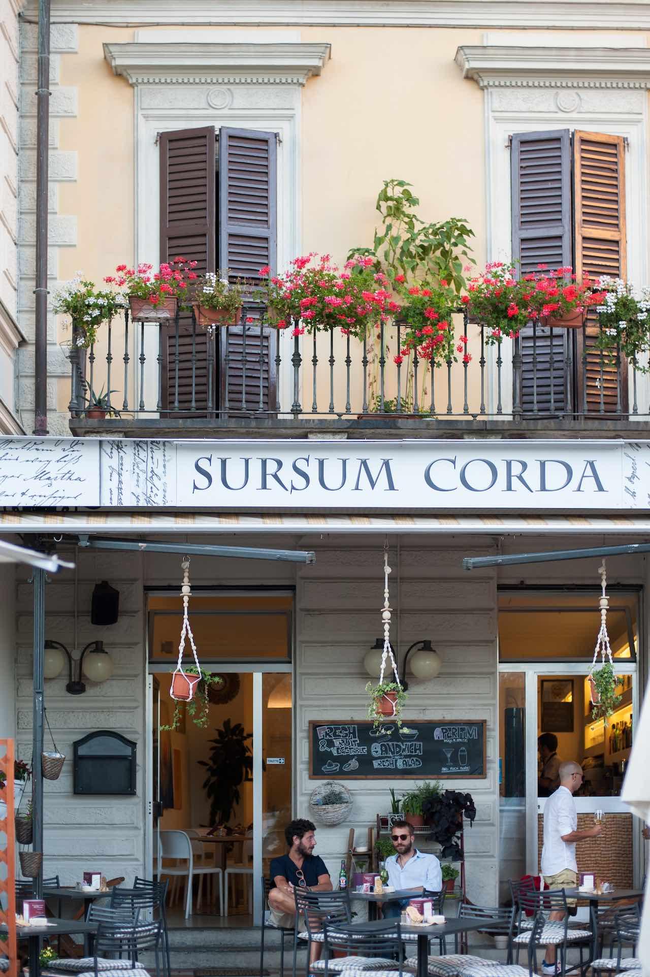 Sursum Corda Verbania Lake Maggiore Italy