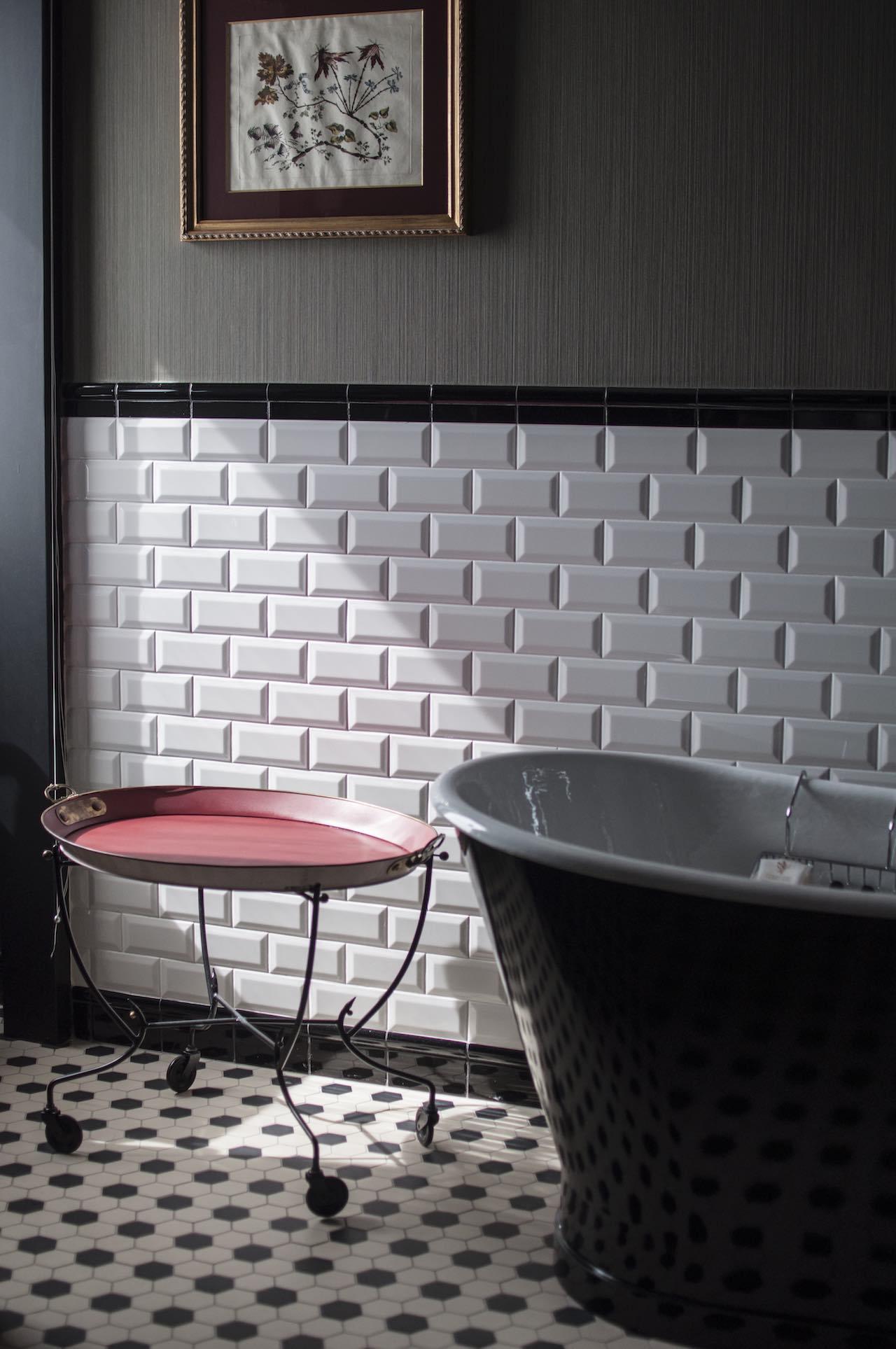 Valverde Hotel Lisbon Bathroom